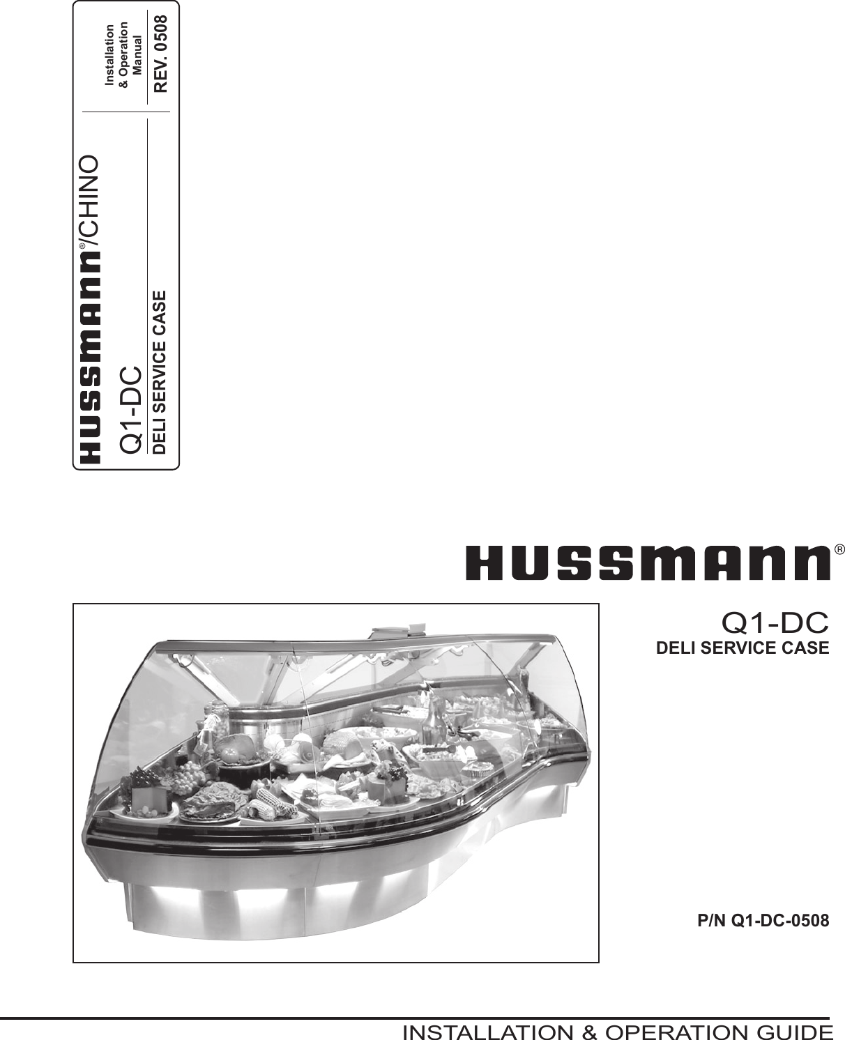 hussman coolers user guide free owners manual u2022 rh wordworksbysea com