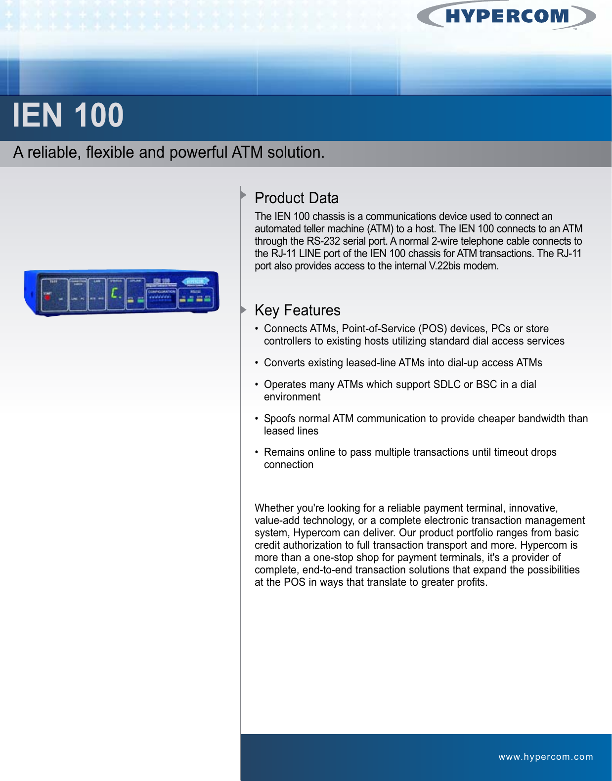 hypercom ien 100 users manual 100 qxp rh usermanual wiki Instruction Manual User Guide Icon