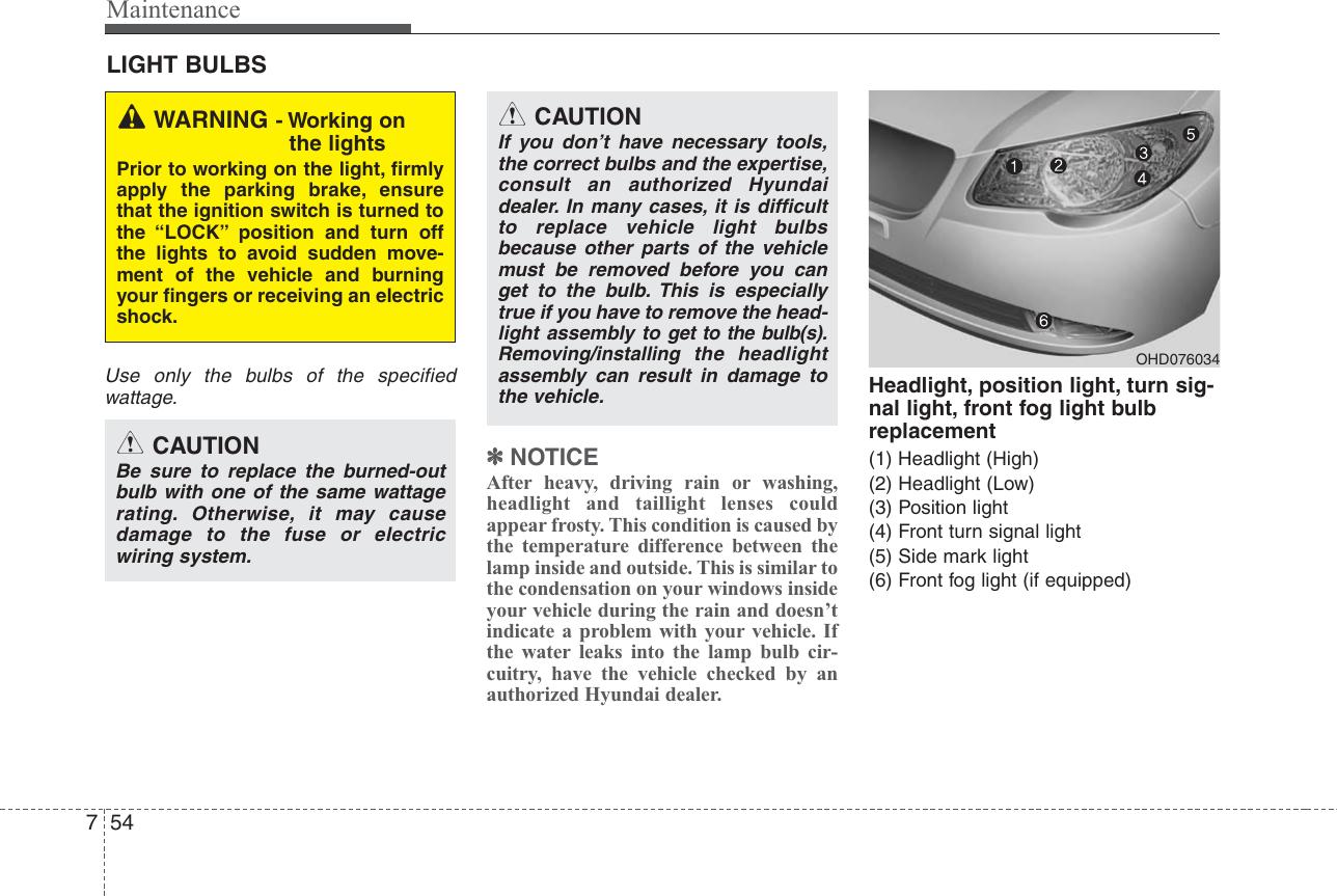 Hyundai 2010 Elantra Owners Manual HD HMA Foreword qxp