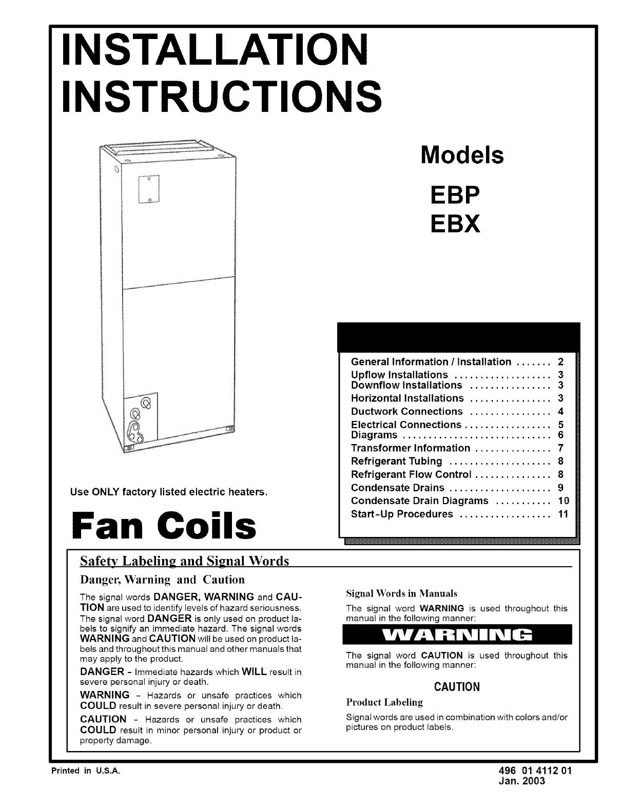 Icp Ebp1800b1 User Manual Fan Coil Manuals And Guides L0502489 Keeprite Refrigeration Units Wiring Diagram