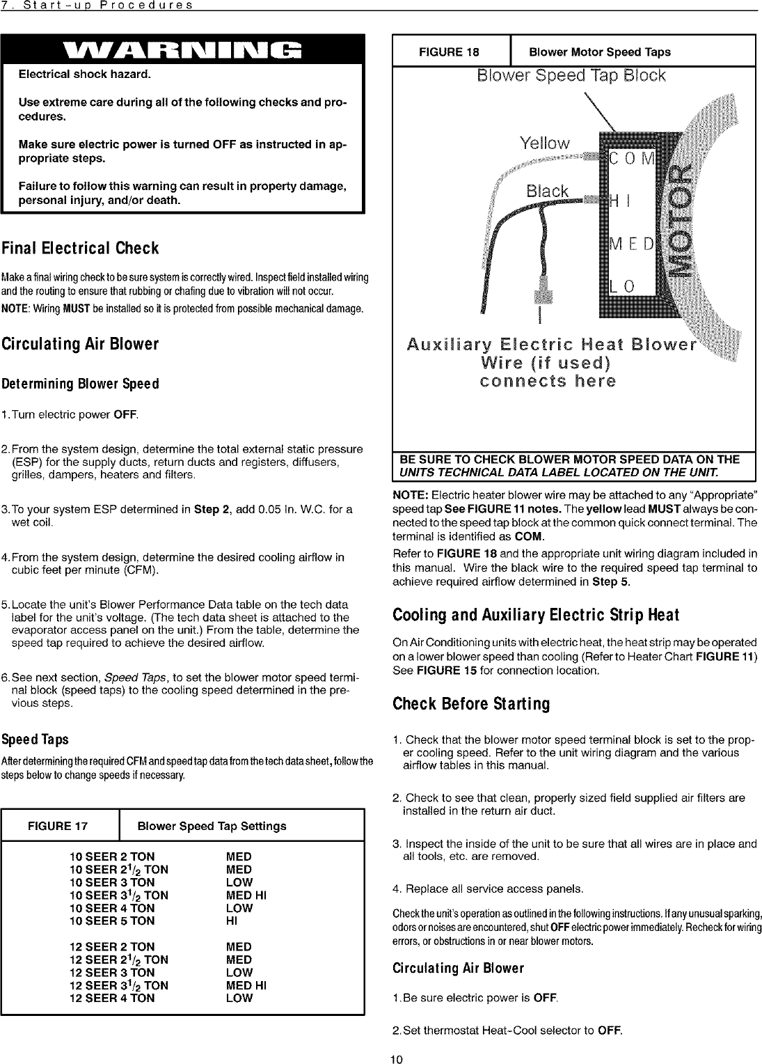 Icp Package Unitsboth Units Combined Manual L0522838 5 Ton Wiring Diagram Page 10 Of 12
