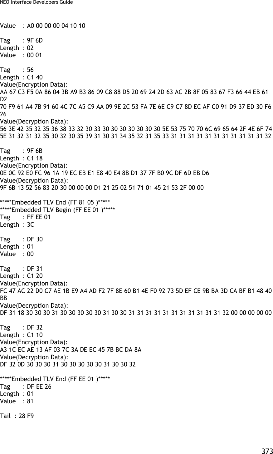 ID TECH VP3600 VP3600 User Manual