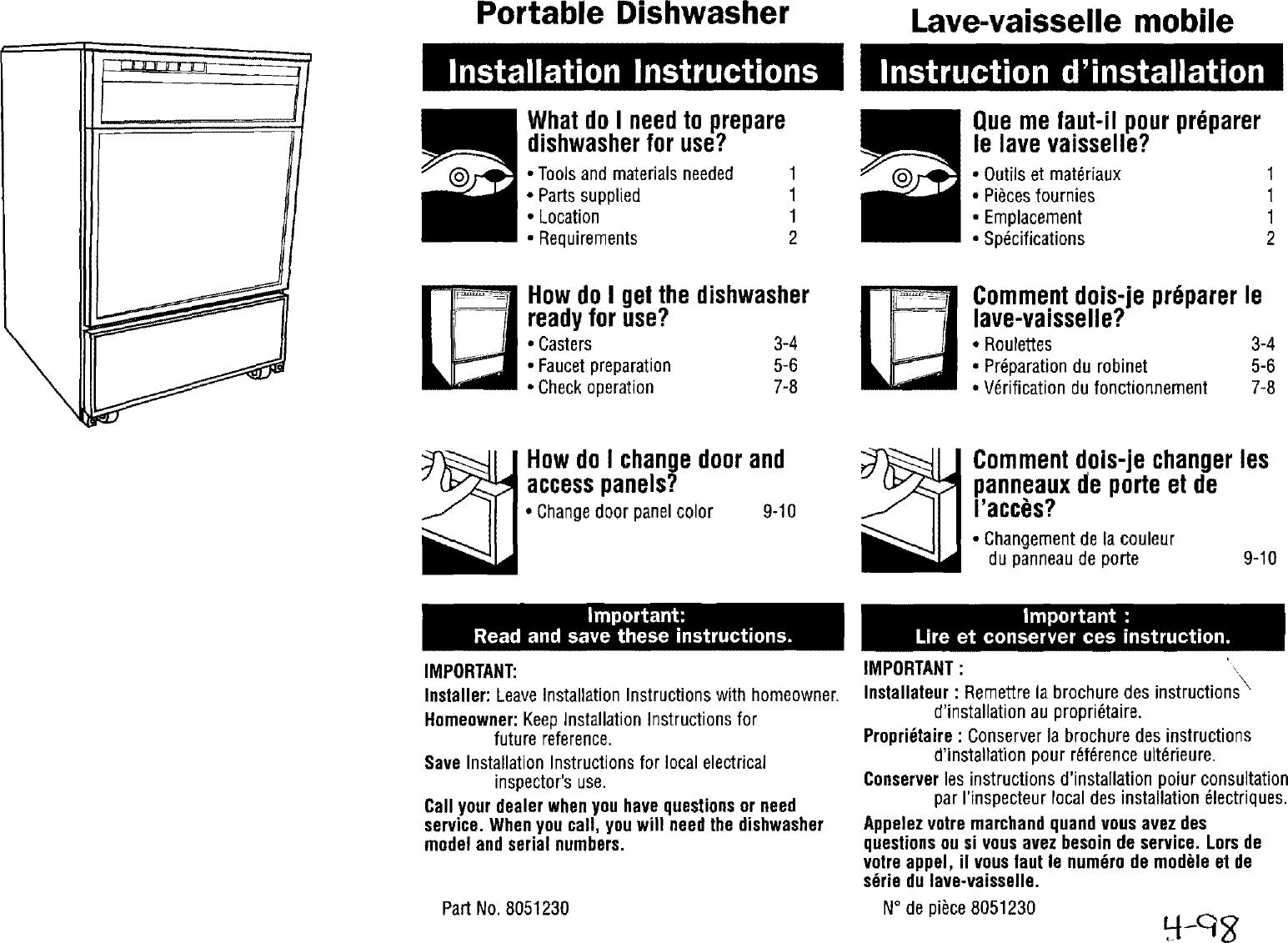 inglis dishwasher manual l0710644 rh usermanual wiki inglis sound block ii dishwasher manual inglis superb dishwasher manual