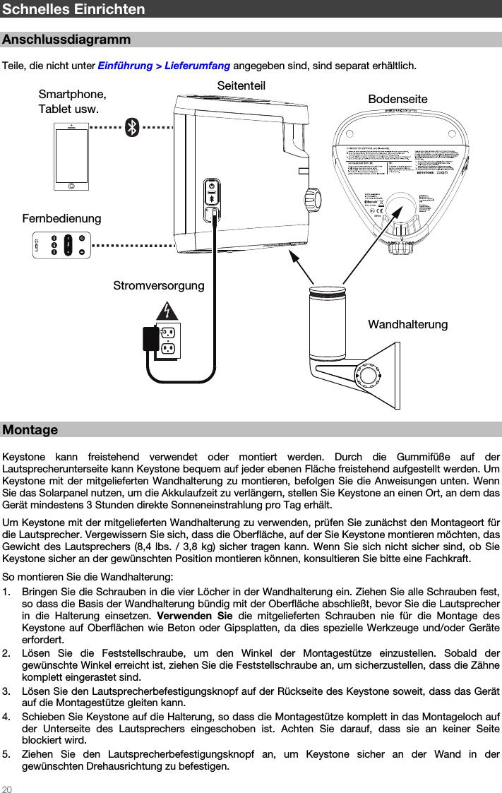 ION Audio ISP64 Mountable Outdoor BT Speaker User Manual