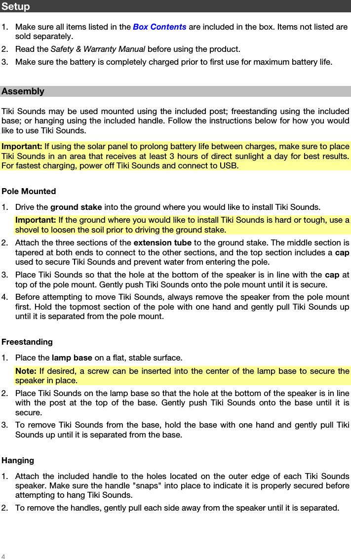 tiki user guide various owner manual guide u2022 rh justk co Example User Guide User Manual