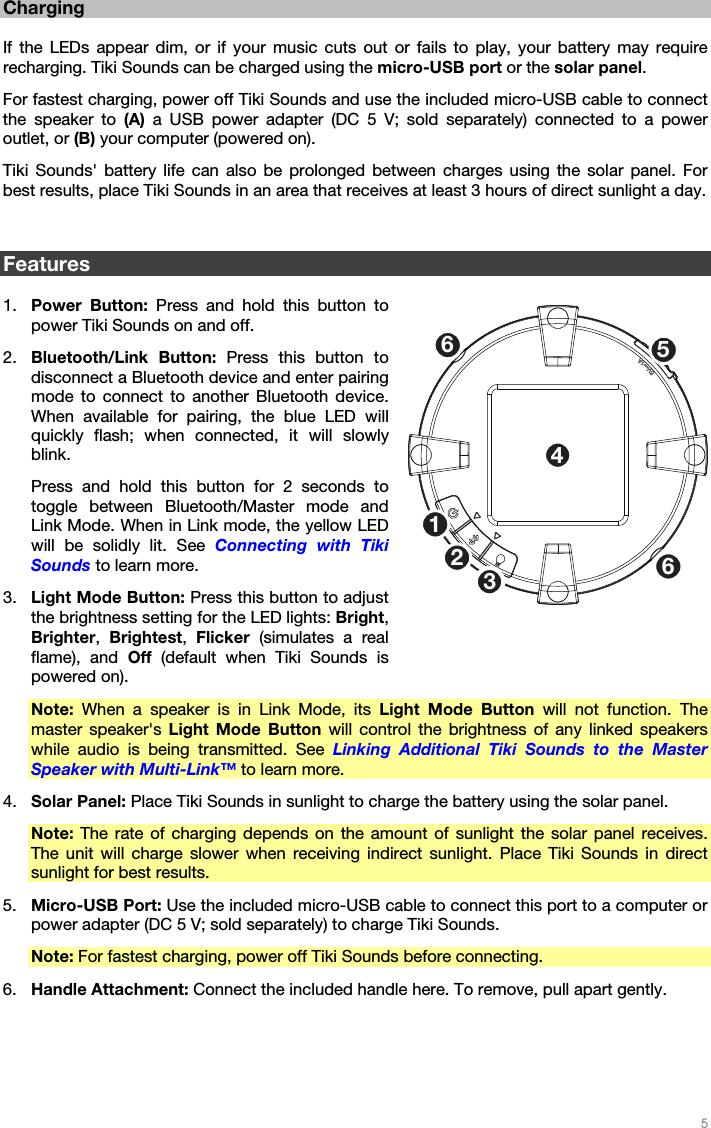 ion audio isp92 tiki style outdoor solar speaker user manual rh usermanual wiki Clip Art User Guide Kindle Fire User Guide