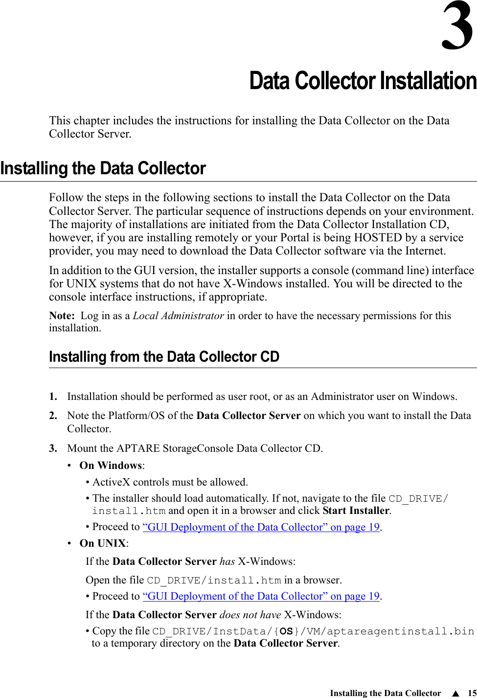 Ibm Aptare 6 5 Users Manual DataCollectorTSM