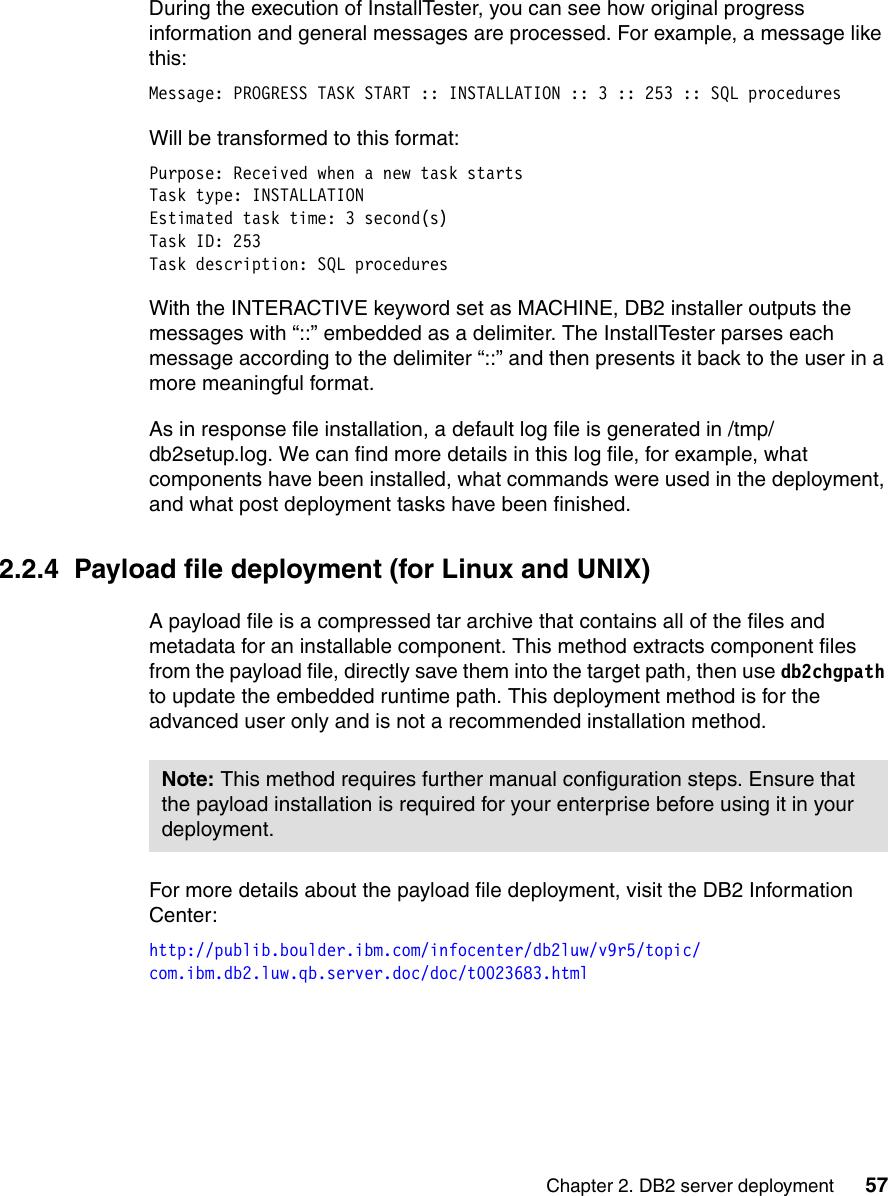 Db2 Luw Commands