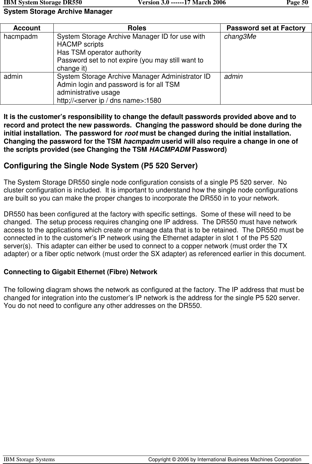 Ibm Dr550 Users Manual User's Guide V3 0