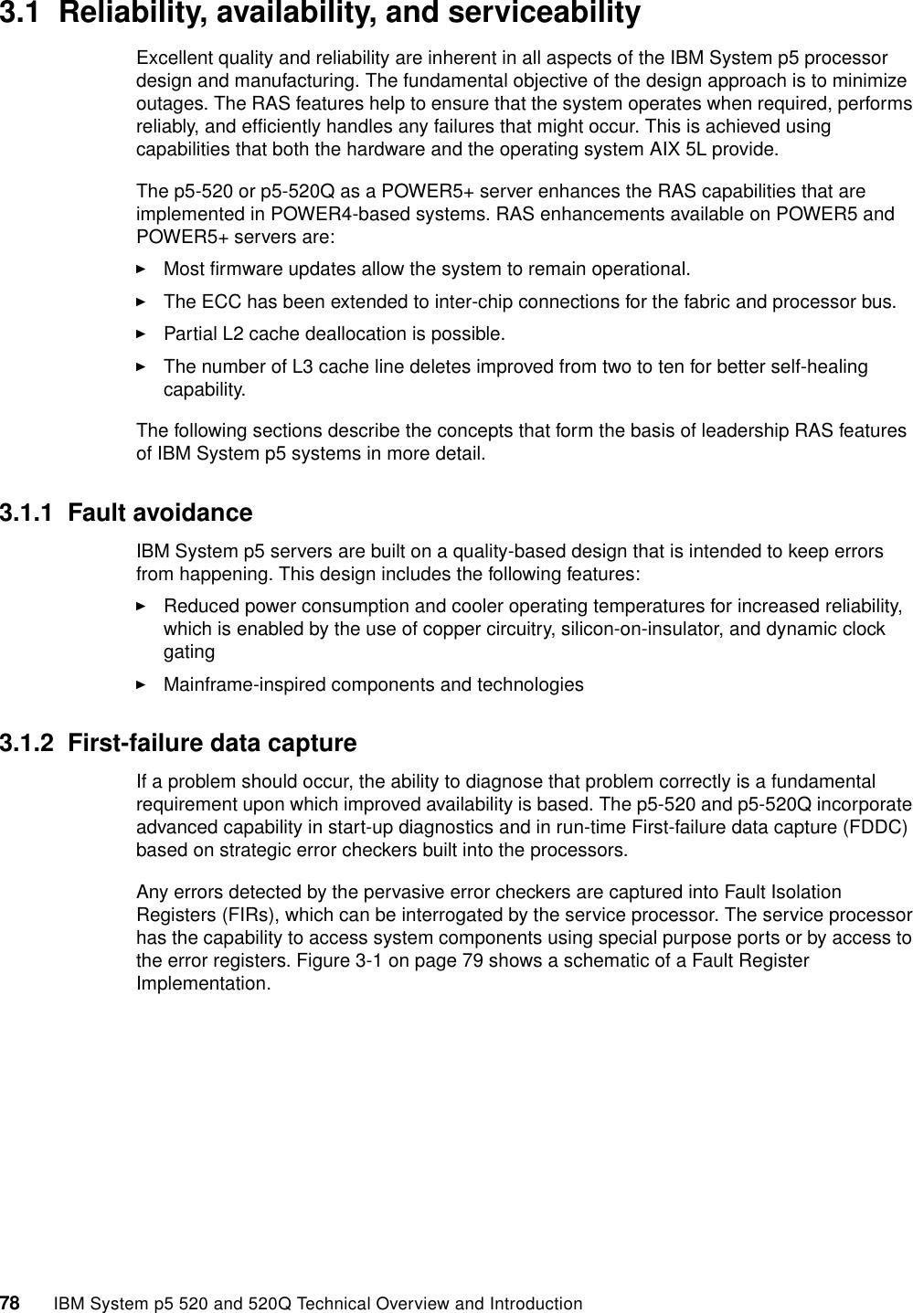 Ibm Redpaper 520Q Users Manual GST, Inc  System P, P5