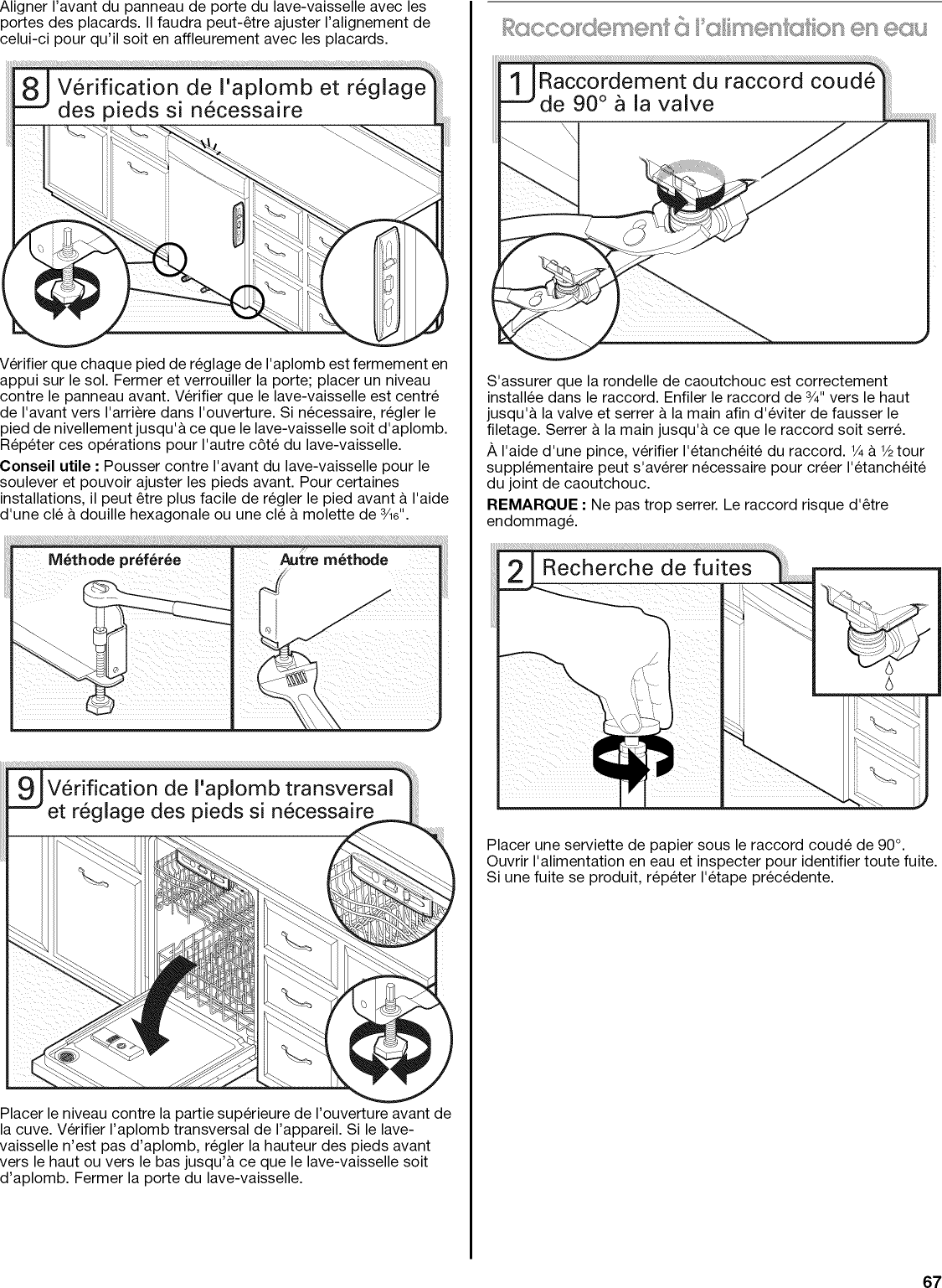 amazing page of ikea iudbw user manual dishwasher manuals and guides l with reglage porte ikea. Black Bedroom Furniture Sets. Home Design Ideas