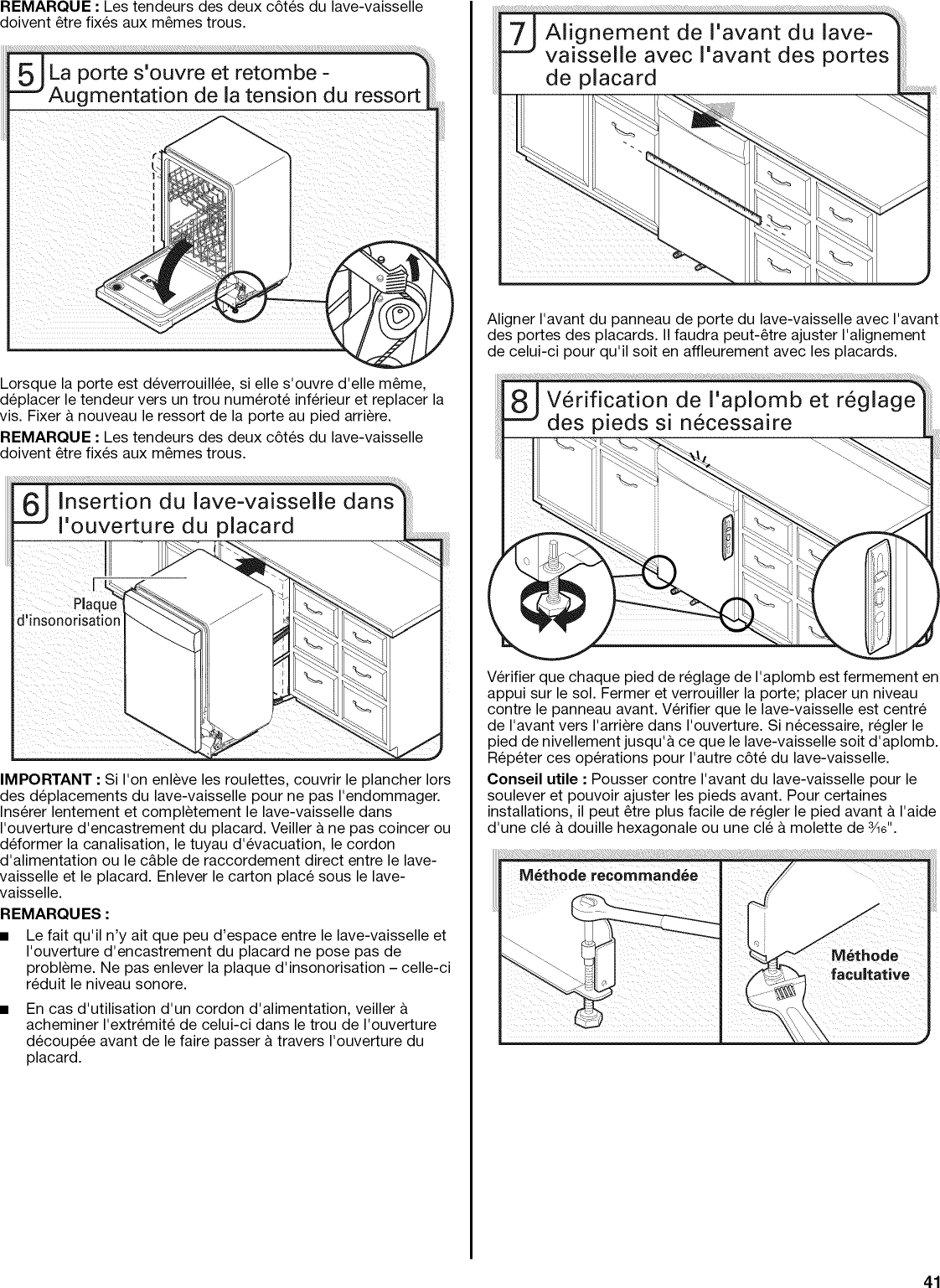 affordable page of ikea iudbs user manual dishwasher manuals and guides l with reglage porte ikea. Black Bedroom Furniture Sets. Home Design Ideas