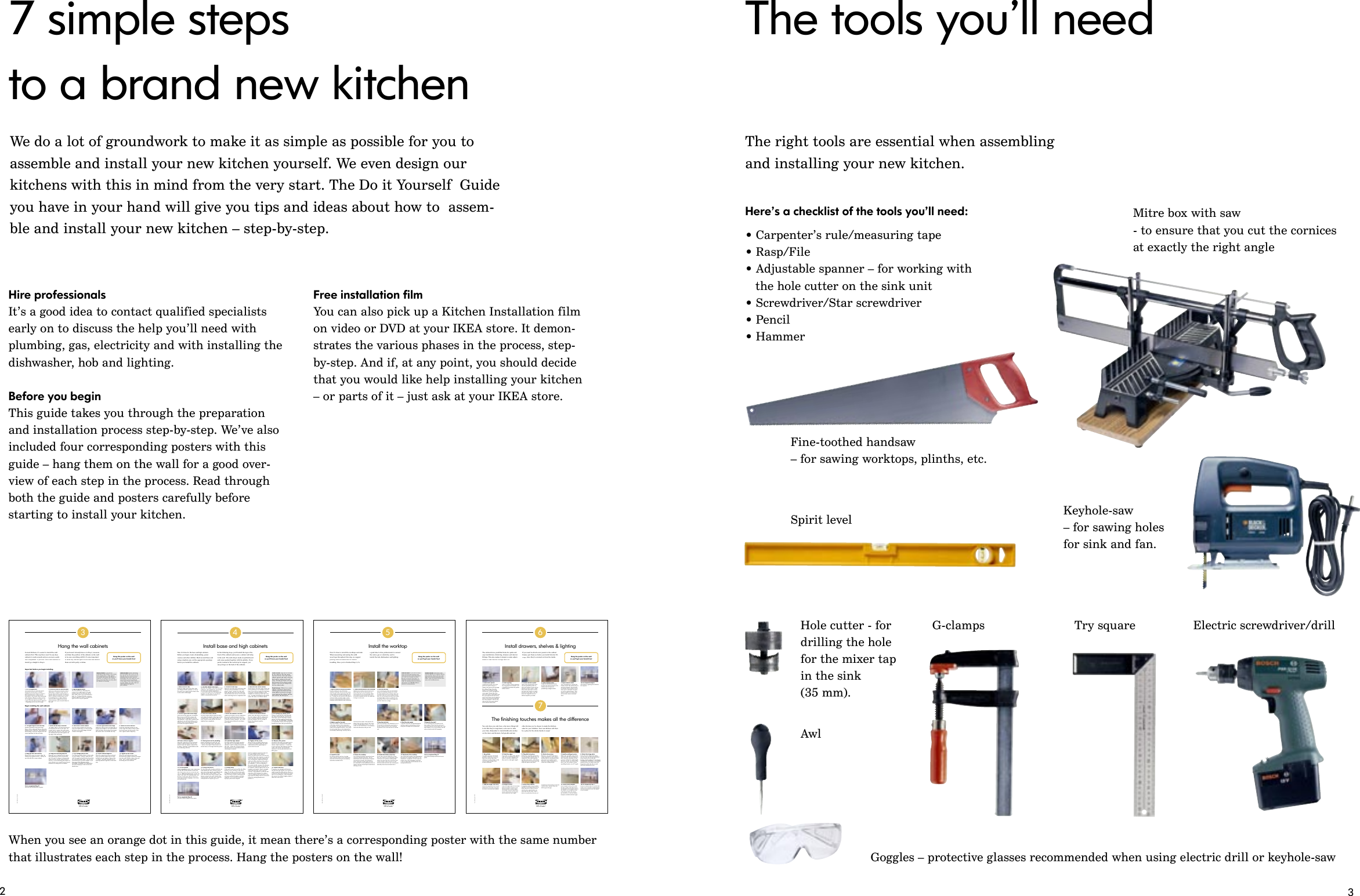 Ikea Kitchen Installation Guide Assembly Instruction Install_GB