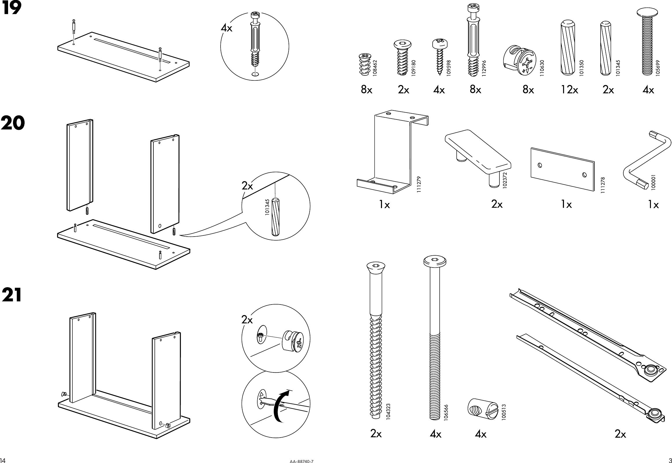 Ikea Malm Bedside Table Instructions Scioglilingua Pw