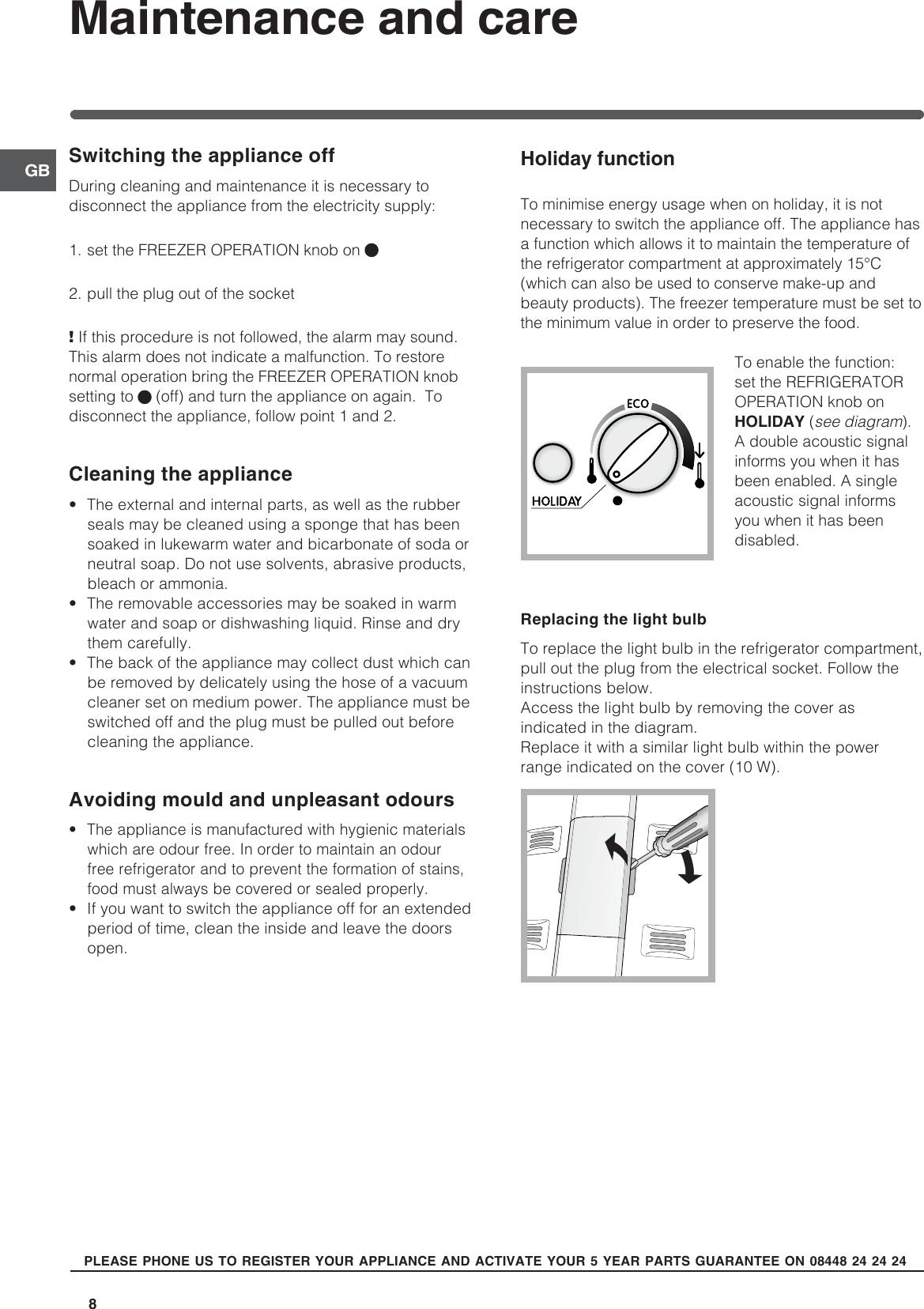 Indesit Refrigerator Taan 6 Fnf Si Users Manual Tr8172gb_Doppia Porta 180504UserManual.wiki