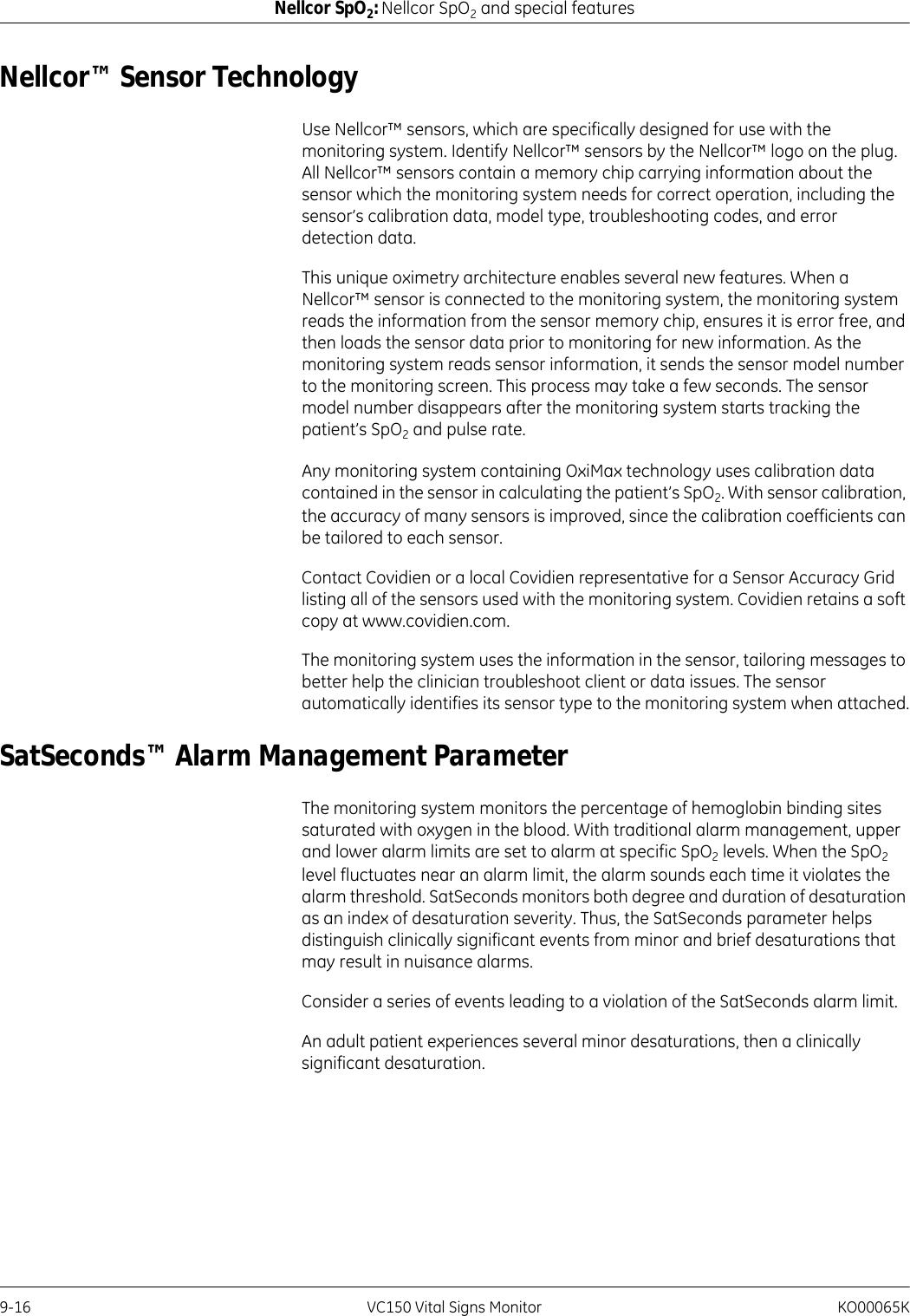 Innokas Yhtyma VC150 Patient Monitor User Manual