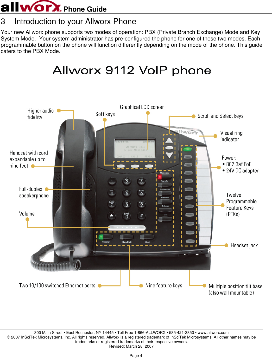 Allworx Dhcp Options