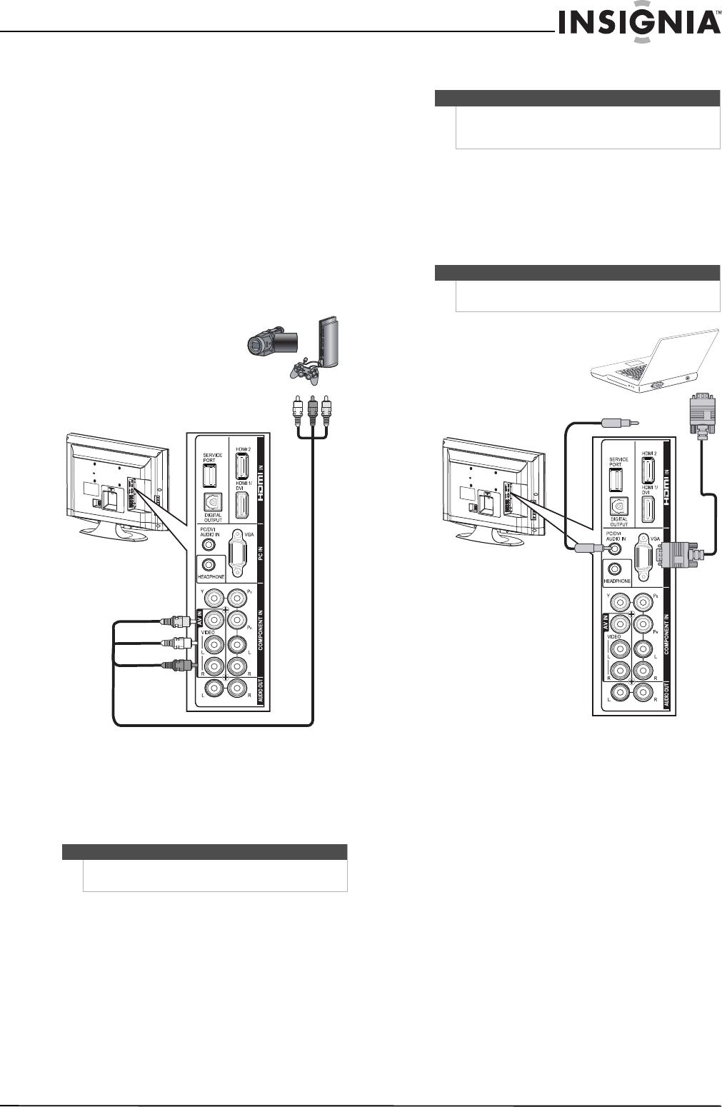 Insignia Ns 32l430a11 User Manual To The 06bf8e02 08d9 4fa2 B74b 1966 Mustang Philco Radio Wiring Diagram 15