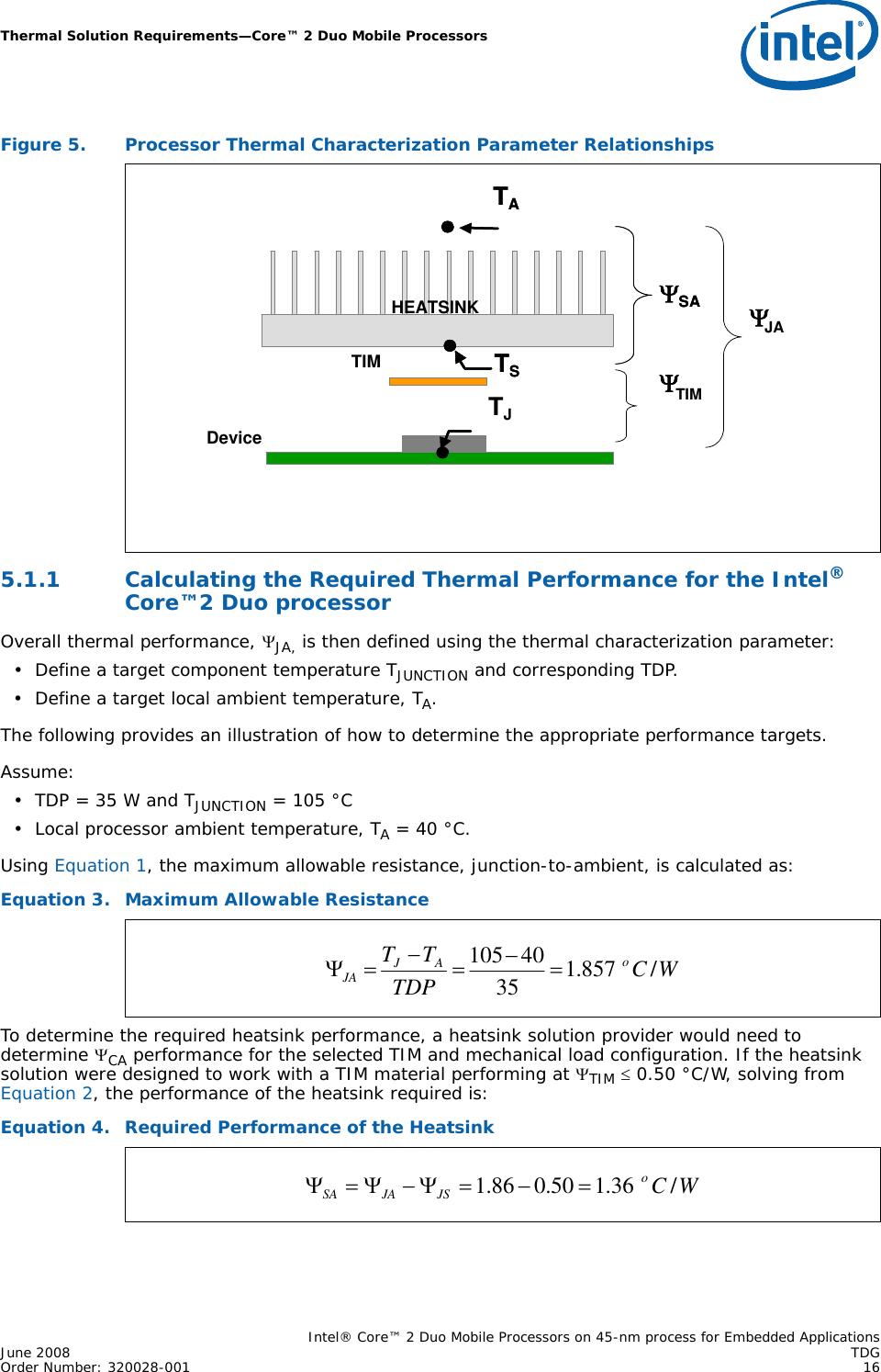Intel 320028 001 Penryn TDG_Rev2 0 User Manual To The