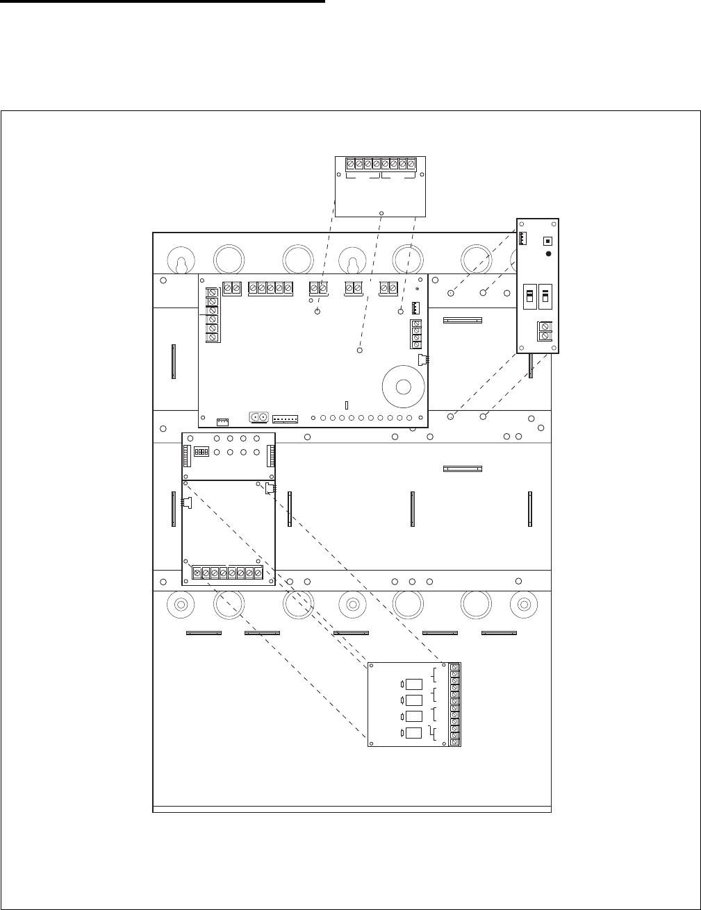 Esl2500 Manual 2711e Esl 2501 Fire Alarm Control Panel Install 120vac To 12vdc Power Supply Schematic Furthermore Digital Clock 30