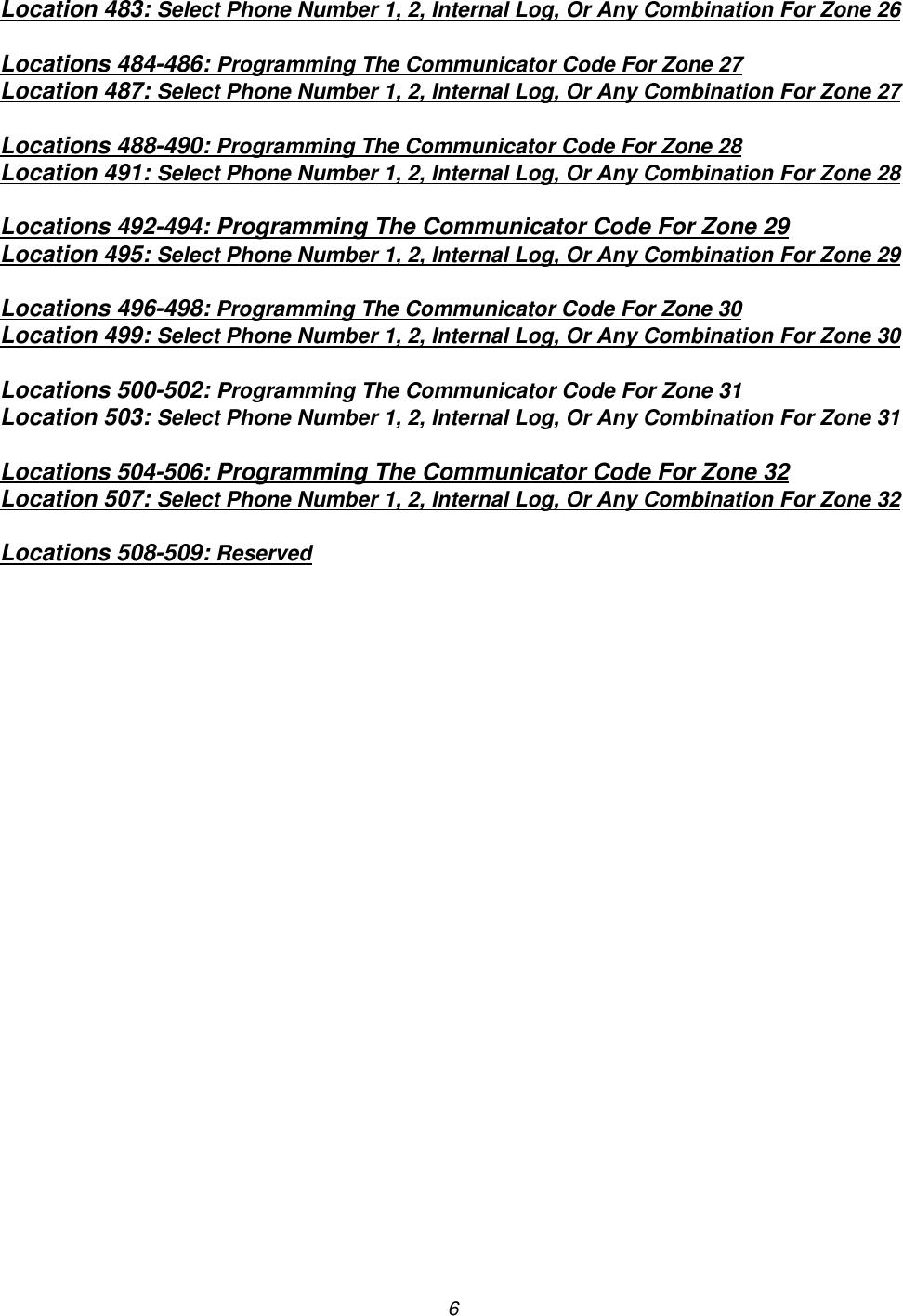 PFP#901178558] Ranger 9032 Zone Expander Install Instructions