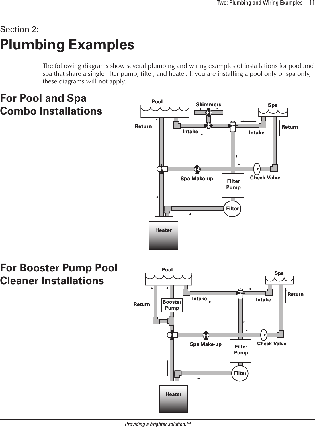 Swell Intermatic 05200422 Home Pool Spa Monitor User Manual Exhibit D Wiring Database Lukepterrageneticorg