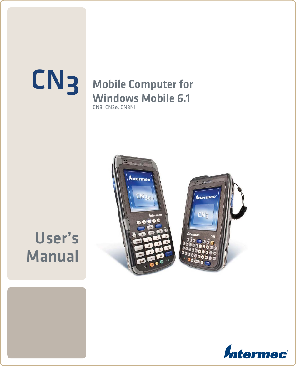 intermec cn3 windows mobile 6 1 users manual cn3 wm 6 rh usermanual wiki Windows Mobile 4 Windows Mobile 2008