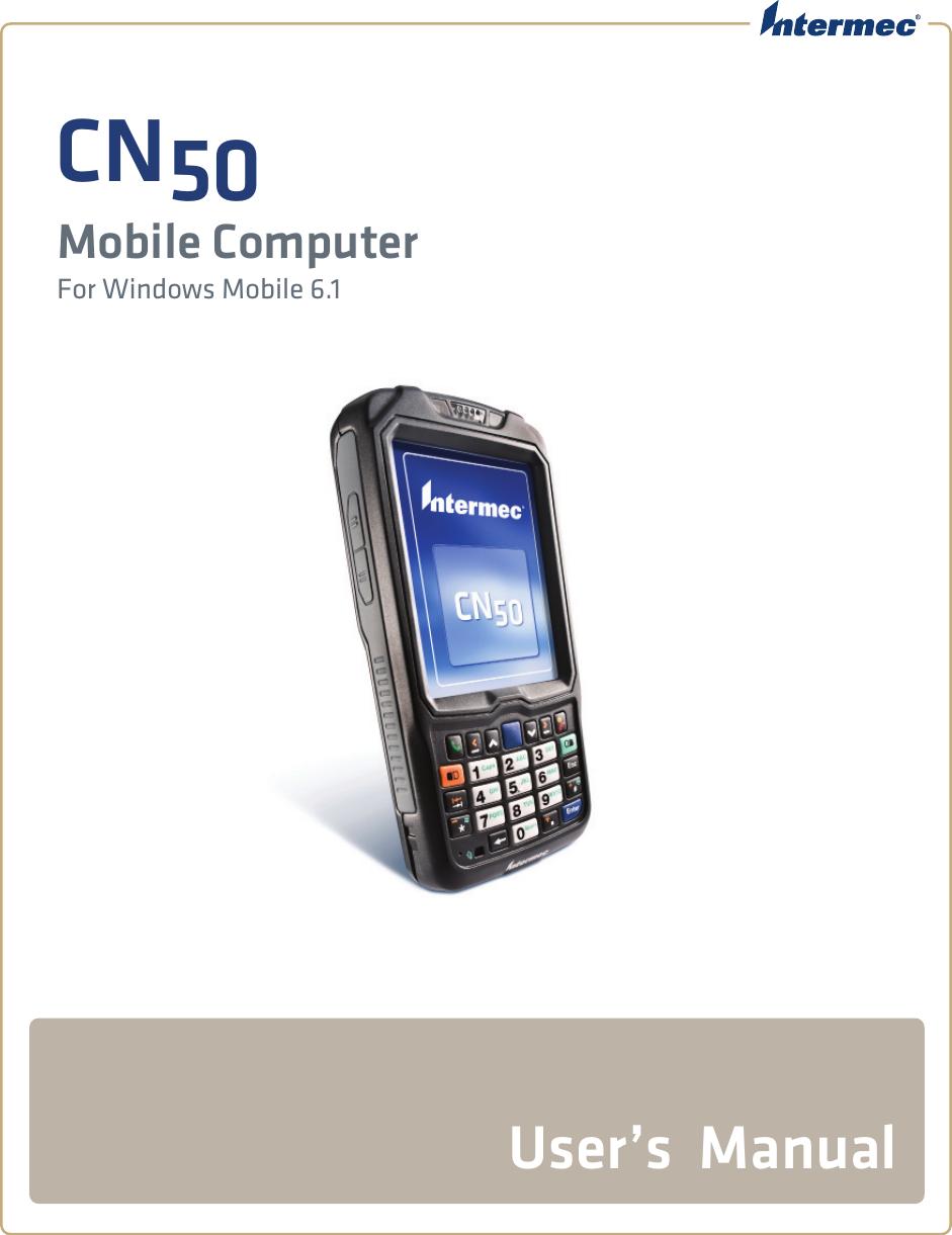 intermec cn50 windows mobile 6 1 users manual rh usermanual wiki Windows Mobile 2003 Windows 4.0 Mobile