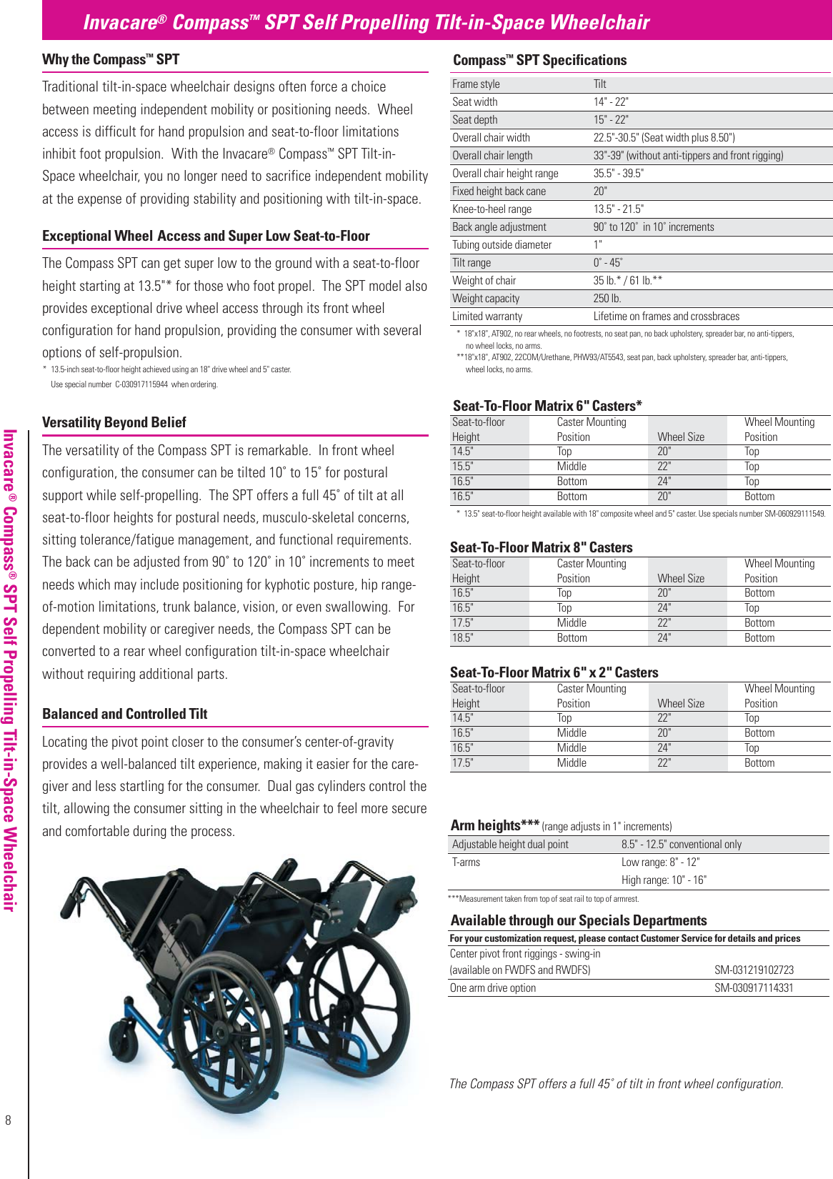 Astounding Invacare Compass Xe Users Manual 04 153Compassseries0308 Bralicious Painted Fabric Chair Ideas Braliciousco