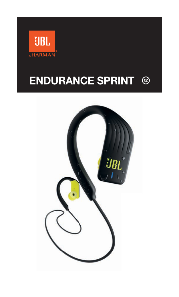 Jbl Tr04480 Jbl Endurance 300 Sprint Qsg B V10 Hd Quick Start Guide Multilingual English 13 Mb Endurance Sprint Global