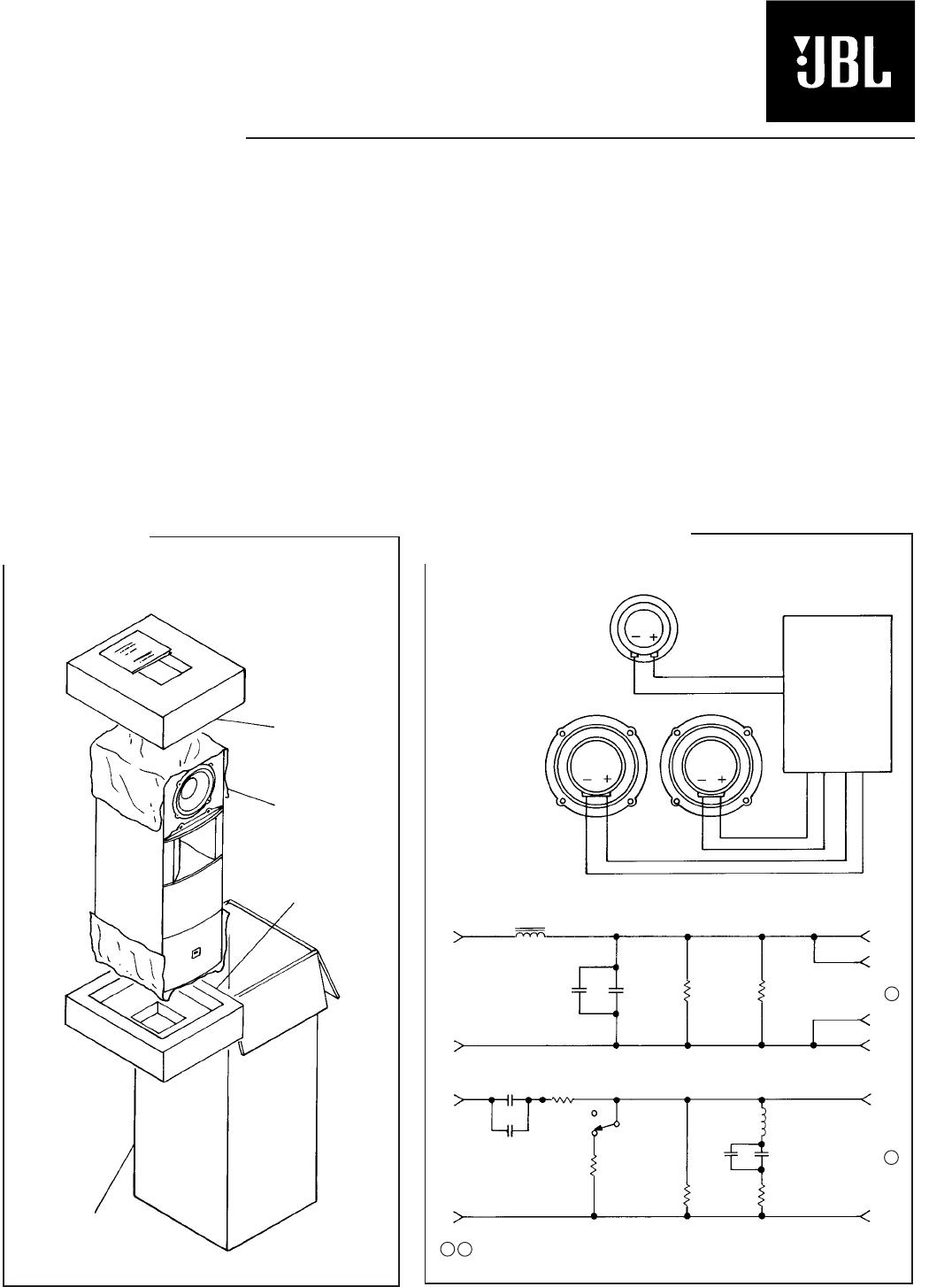 Jbl Sva1600 Nyjbl User Manual To The 1ec2a87d E044 45b4