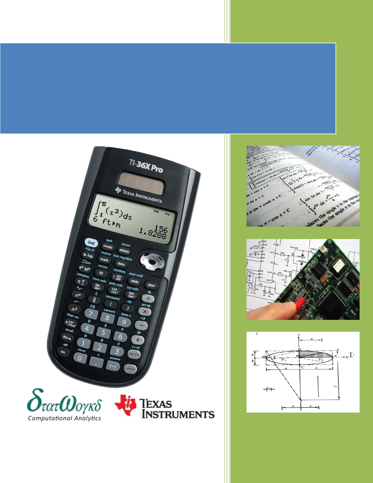 JBL Engineering Mathematics Made Easy With TI 36X Pro (All India