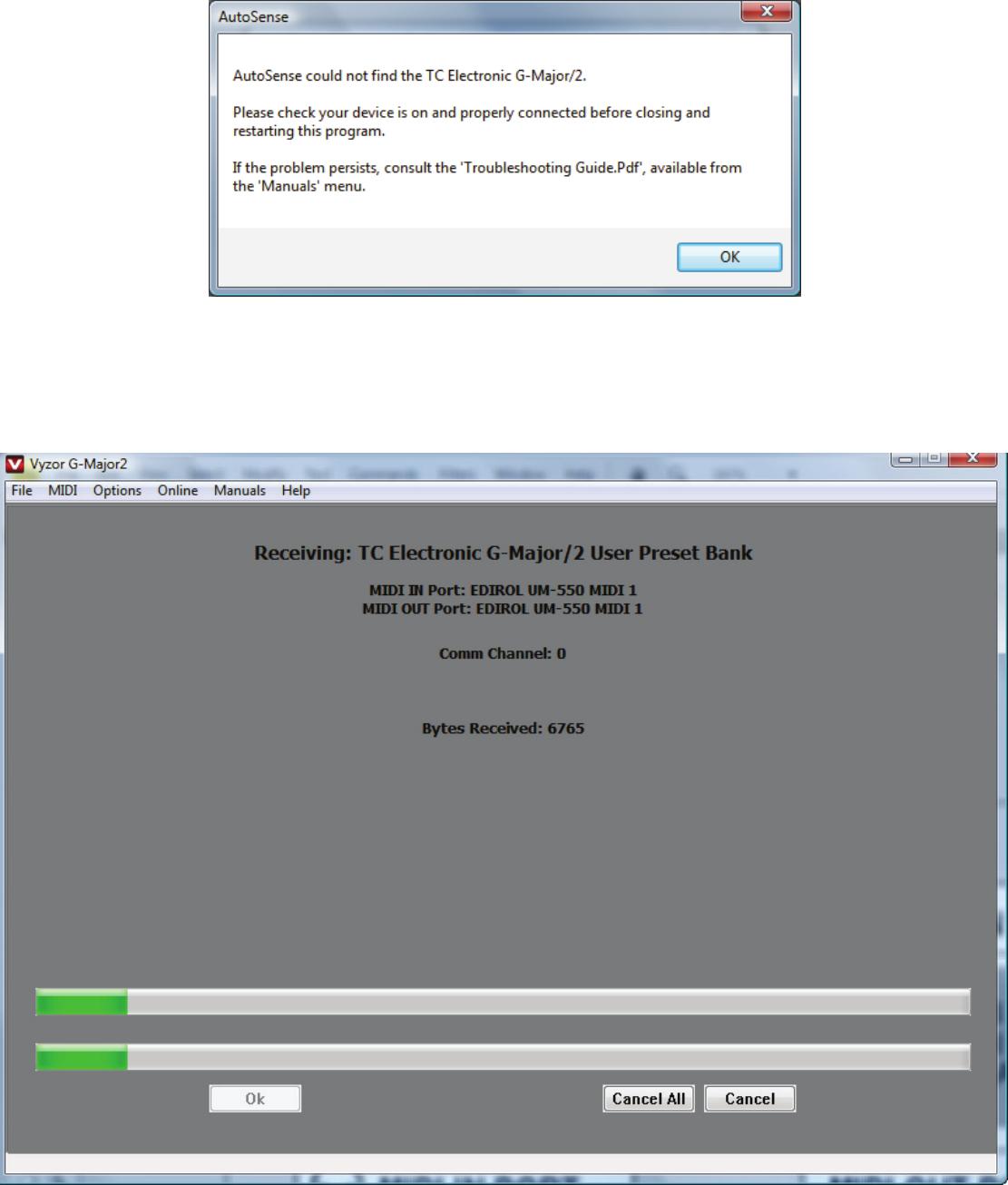 JBL Vyzor G Major2 Quick Start Major 2 Guide English