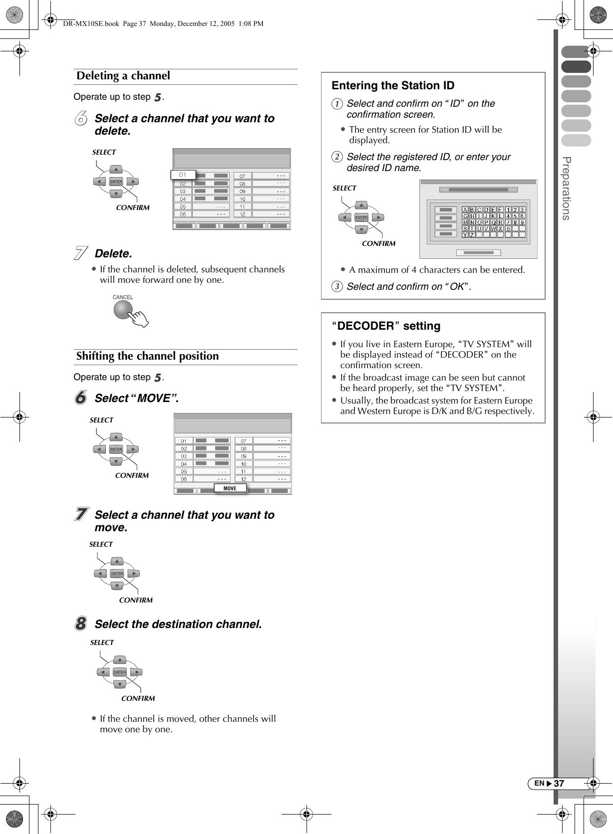 JVC DR MX10SE User Manual LPT1072 001A
