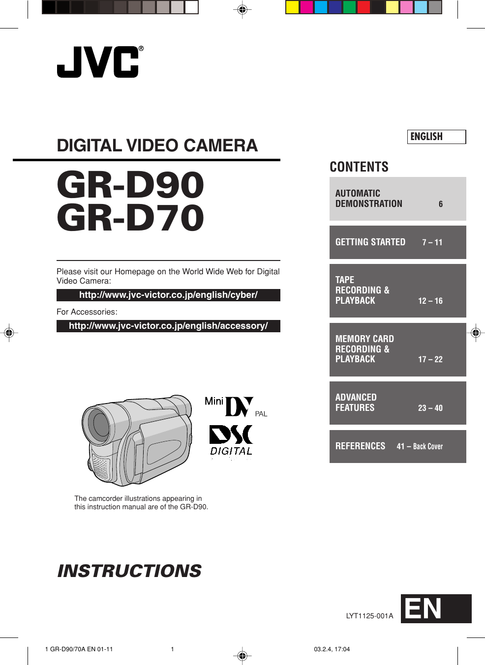 D90 Pocket Guide Ford Ecosport 2014 B515 Wiring Diagram Auto Repair Manual Forum Image Array Jvc Gr D70aa Ag As Ah User Lyt1125 001a Rh Usermanual