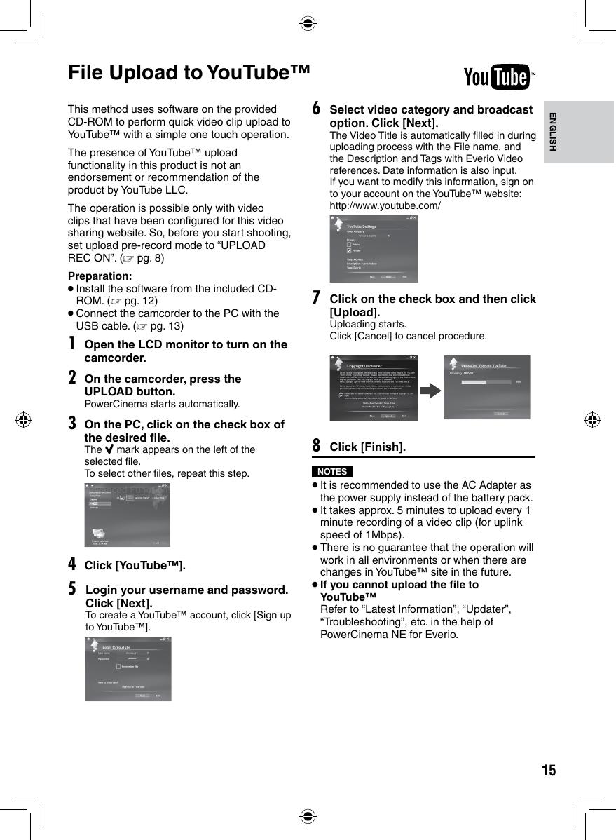 JVC GZ MS90REK MS90EK/REK User Manual LYT2049 001B M
