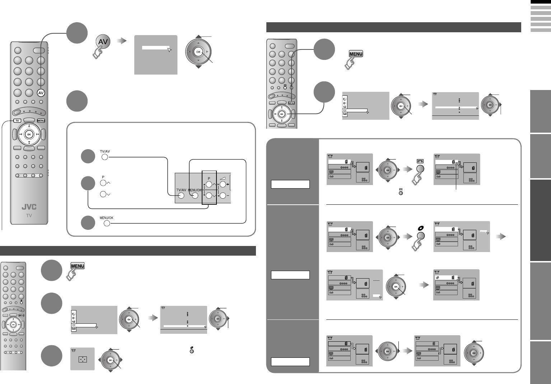 Jvc Hd 58dl8u 65ds8ddu 58ds8ddu User Manual Lct2236 002a A En Pin 15 Amp Wiring Diagram E39 Philips Radio English