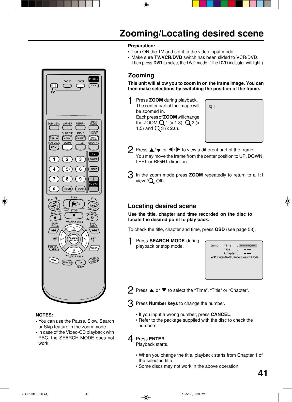 JVC HR XVC20UR User Manual LPT0829 001B