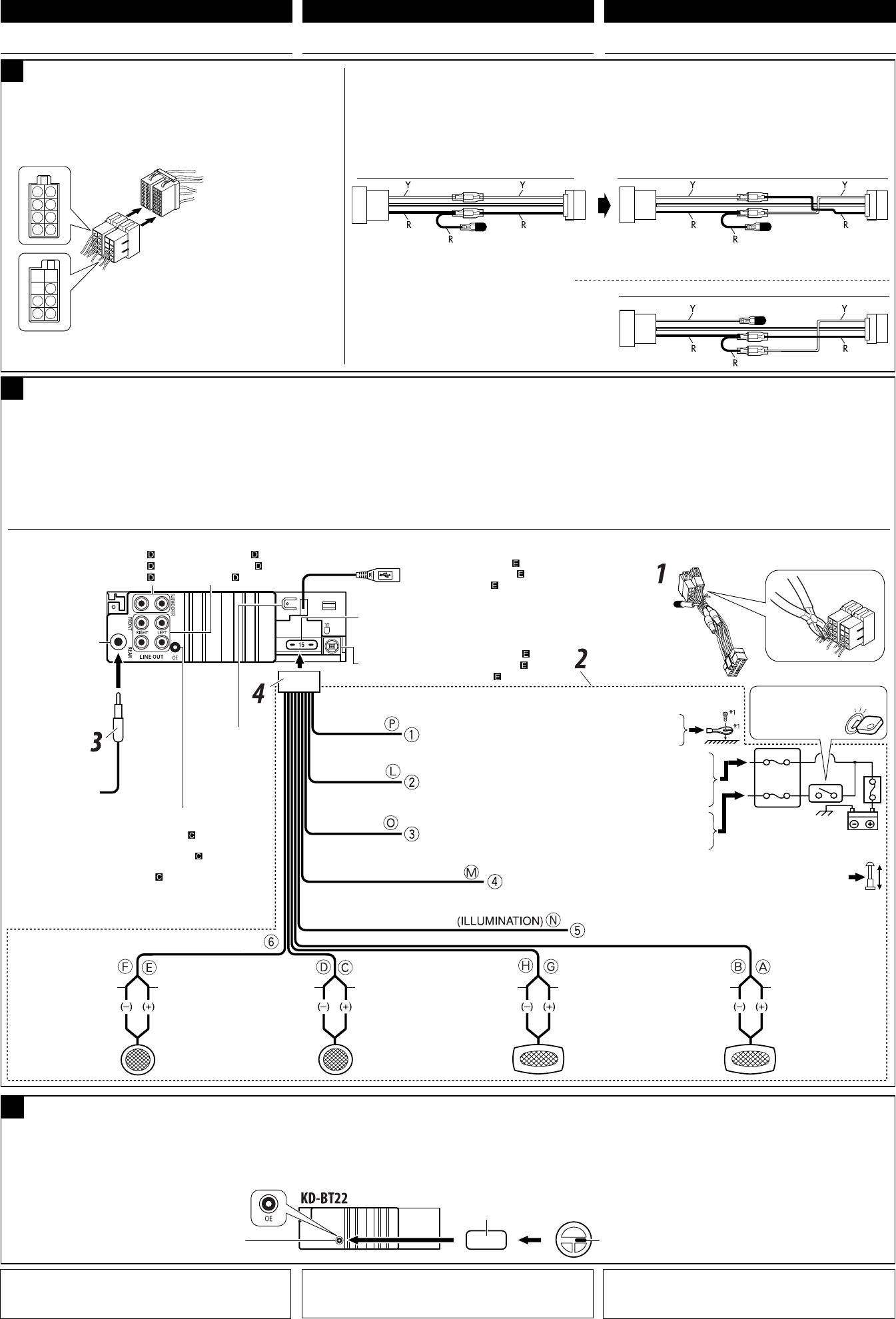 JVC KD BT22E Install1 2_KD BT22_008A_f User Manual GET0529 008B