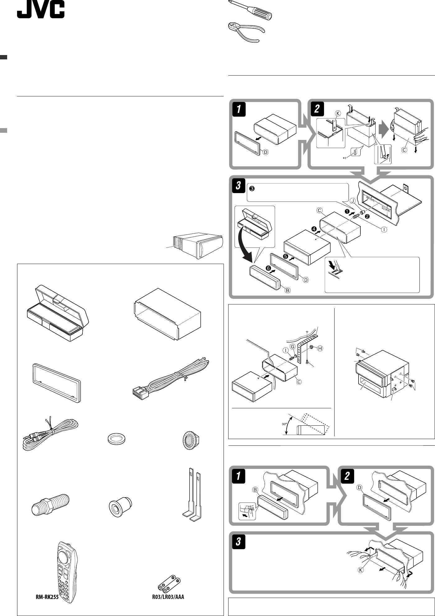 [DHAV_9290]  JVC KD DV5504UI Install1_KD DV5506_008A_f User Manual GET0606 008B | Jvc K Series Circuit Diagram |  | UserManual.wiki