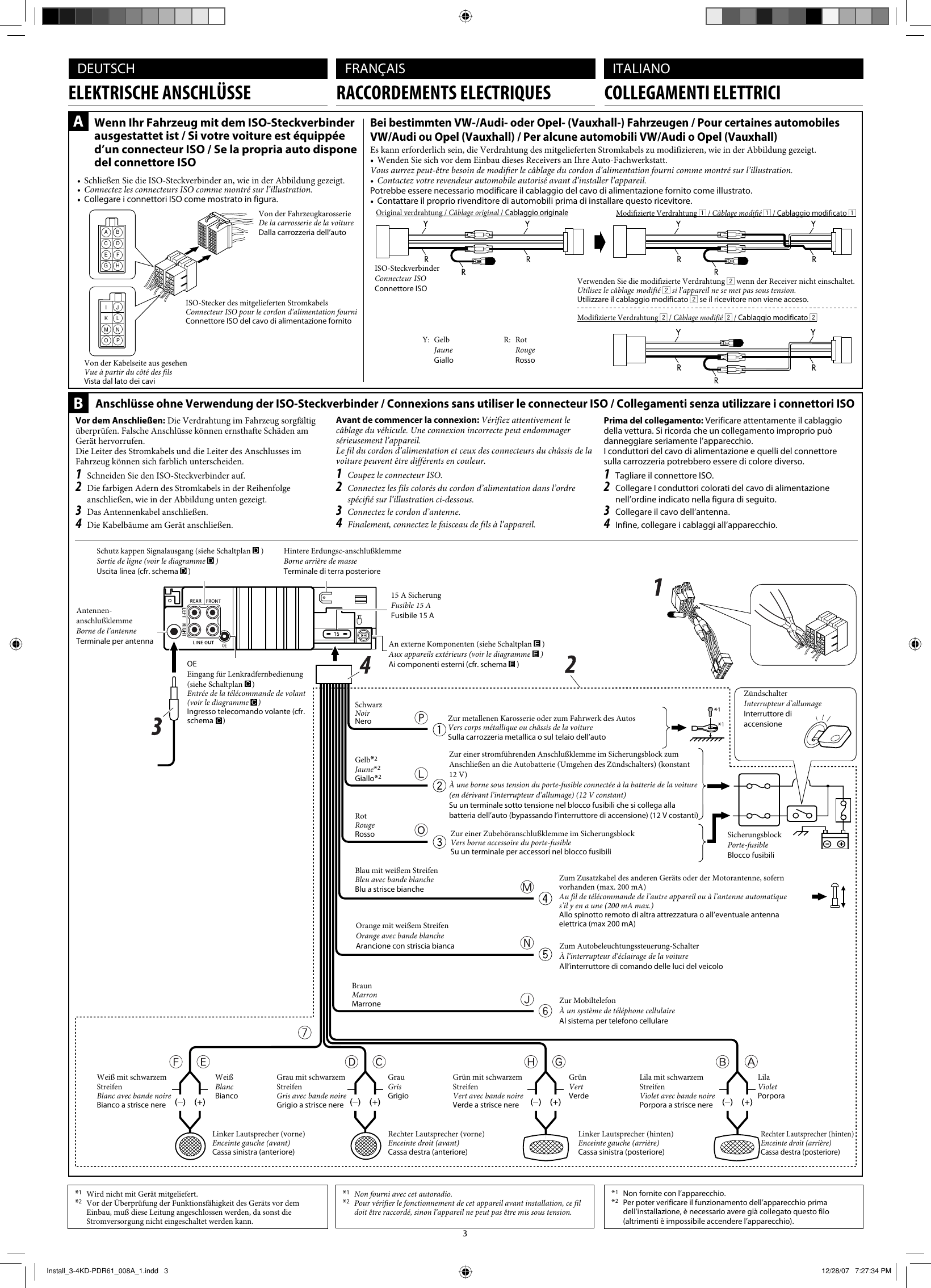 Wunderbar Schaltplan Für Boots Gasmessgeräte Fotos - Der Schaltplan ...