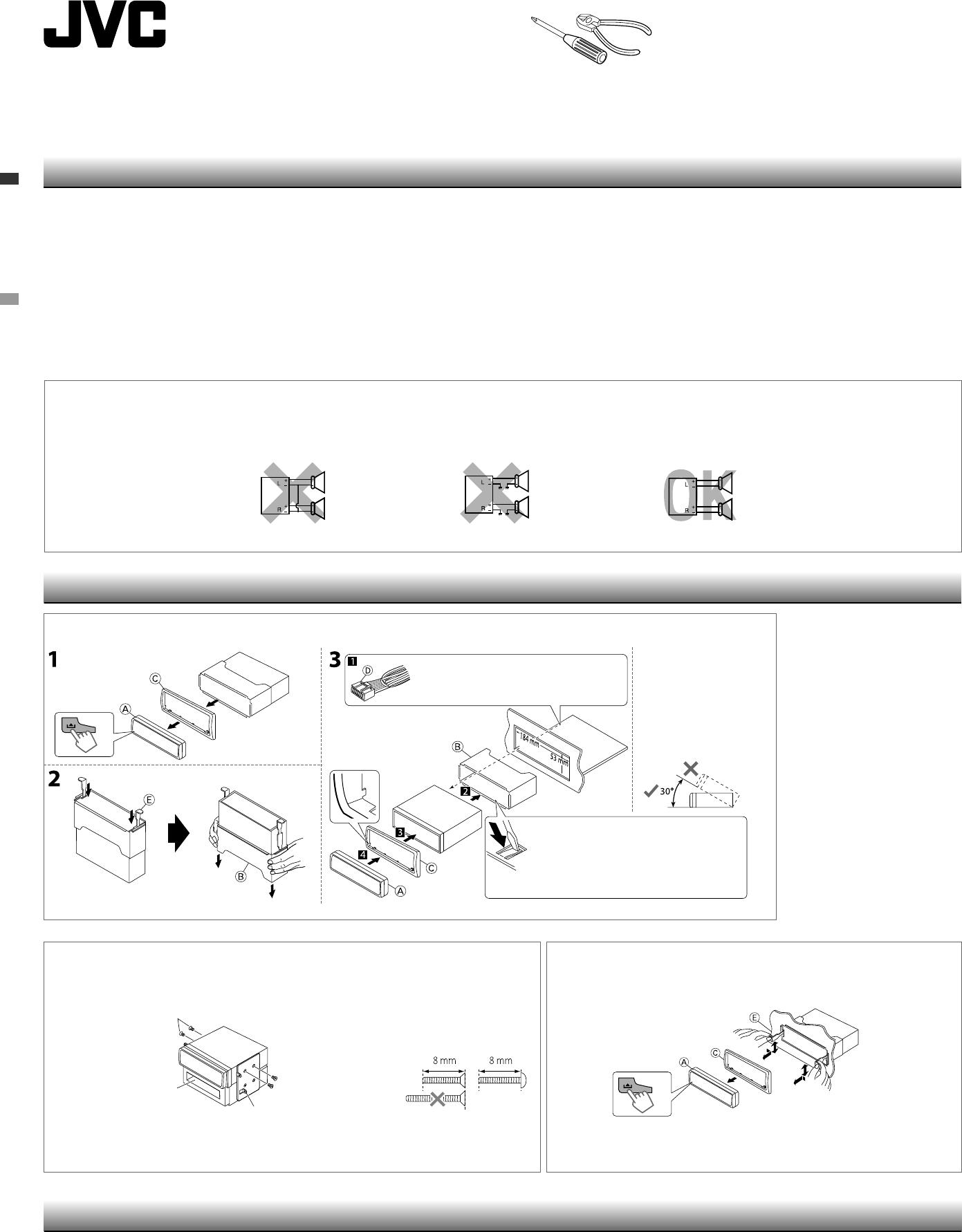 Beste Installation Der Auto Stereo Verkabelung Zeitgenössisch ...