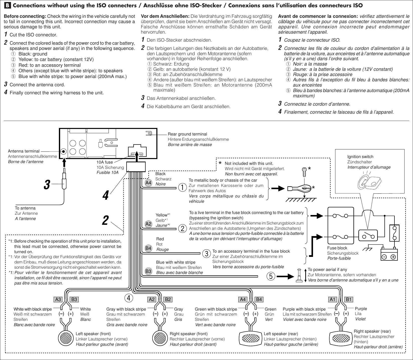Nett Auto Power Antenne Schaltplan Ideen - Elektrische Schaltplan ...