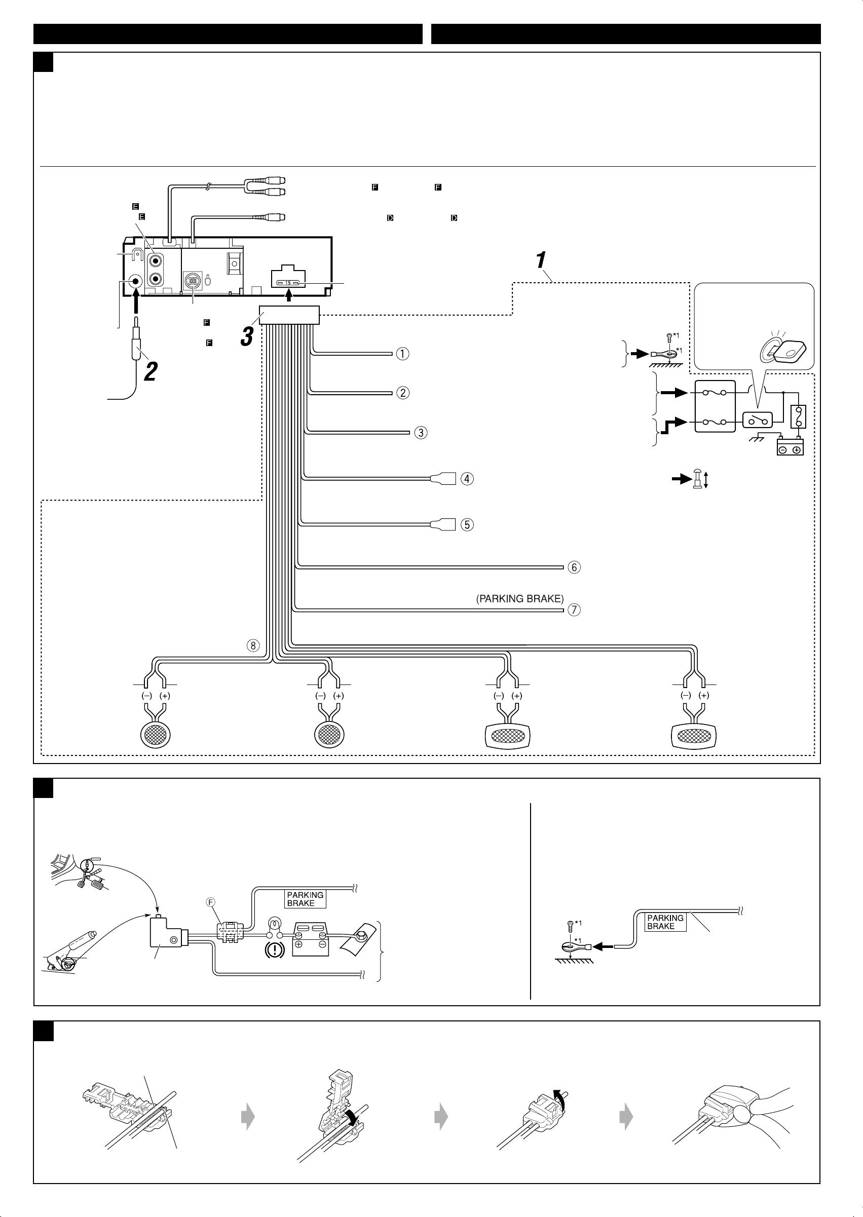 Download 24   Gambar Wiring Diagram Kelistrikan Body