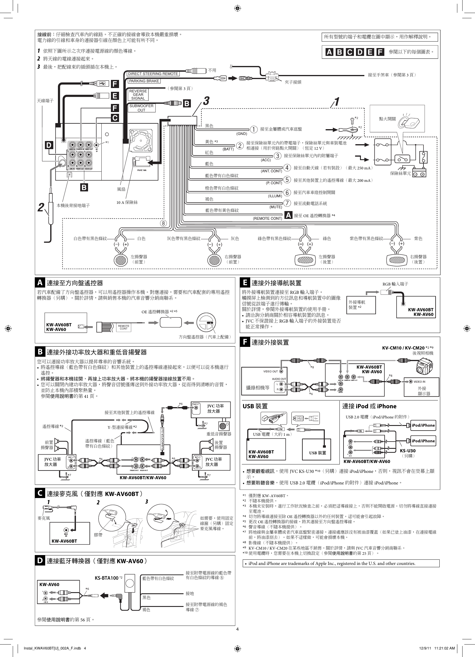 jvc kw av60btu av60bt kw av60 u user manual av60btu av60u lvt2297 002a rh usermanual wiki