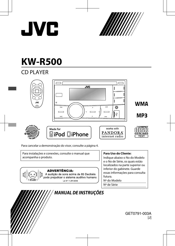 Jvc Kw Manual Guide