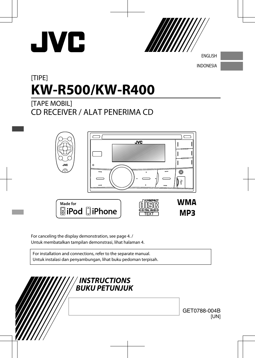 Jvc Ks Bta100 Wiring Diagram Schematic Diagrams Kw Av60bt R500un R500 R400 User Manual Get0788 004b Asrock