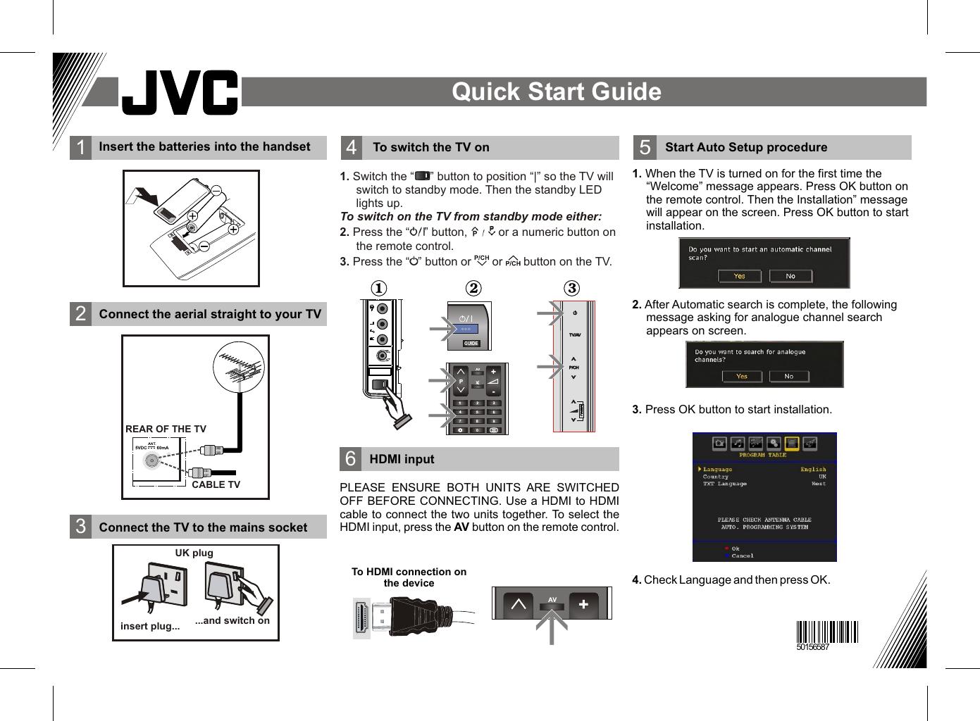 jvc lt 32da1bj user manual 50156587 en rh usermanual wiki jvc user manuals uk jvc user manuals uk