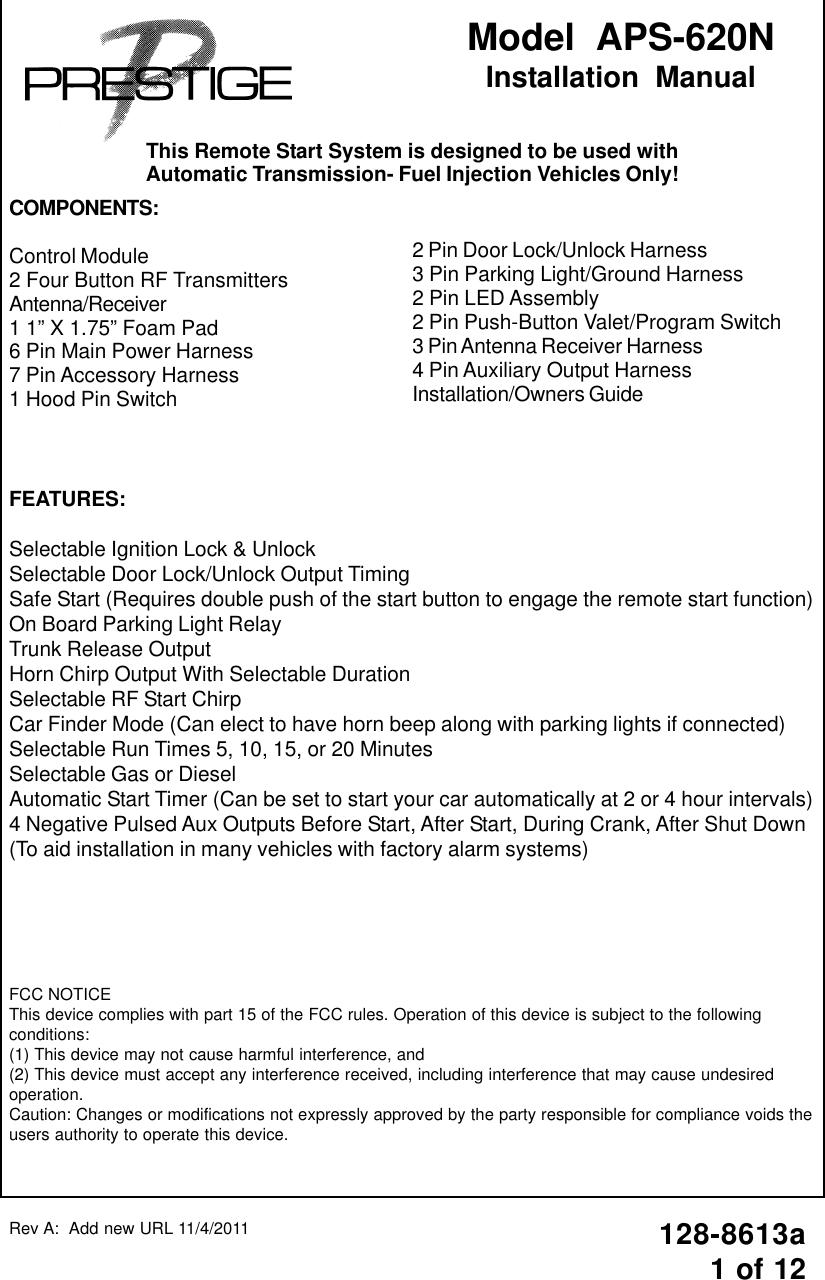 Jamo Aps 620N Users Manual 128 8613A.P65