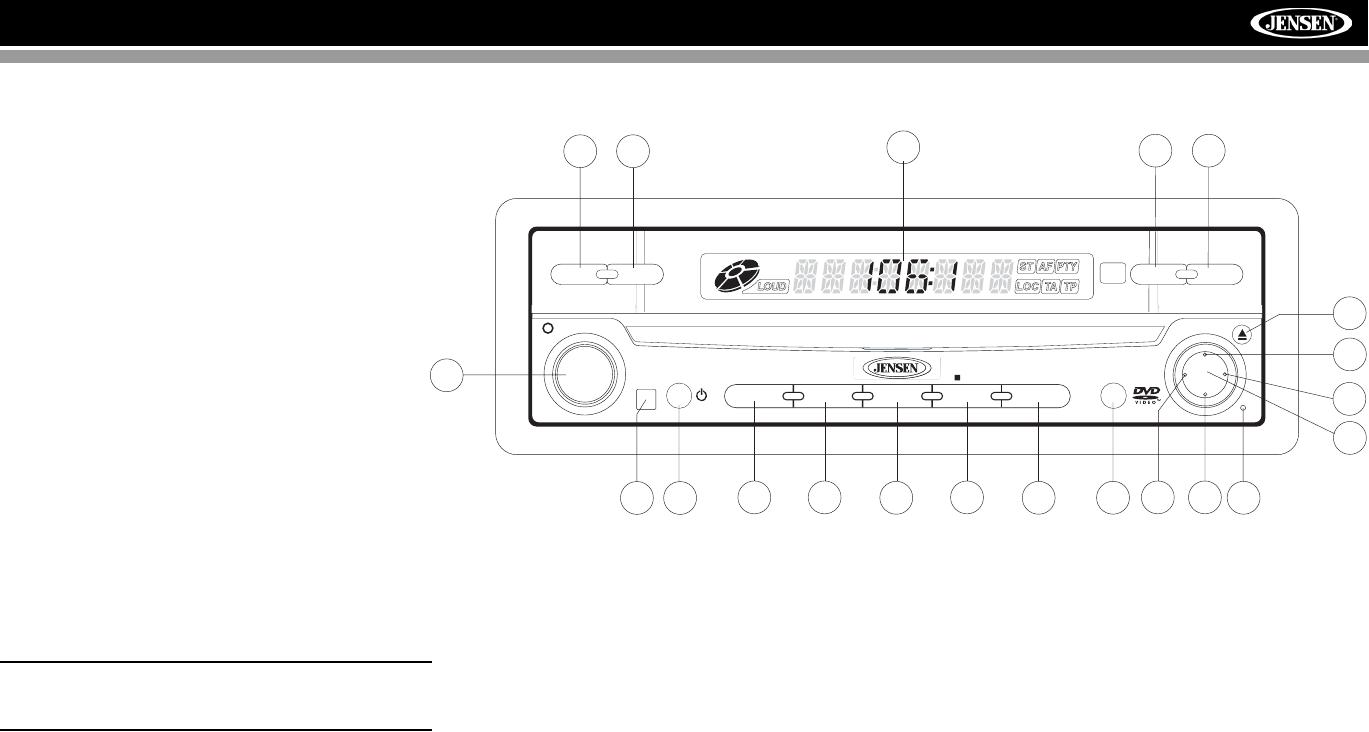 Jensen Vm9412 Users Manual 16 Pin Wiring Harness Diagram 7